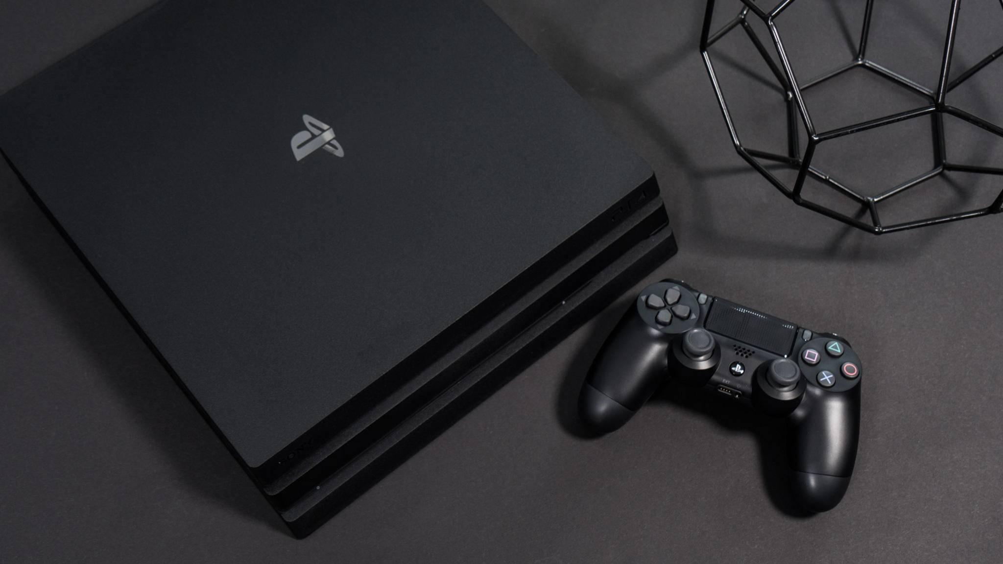 PS4 Pro: Update rüstet Media-Player für 4K-Wiedergabe.