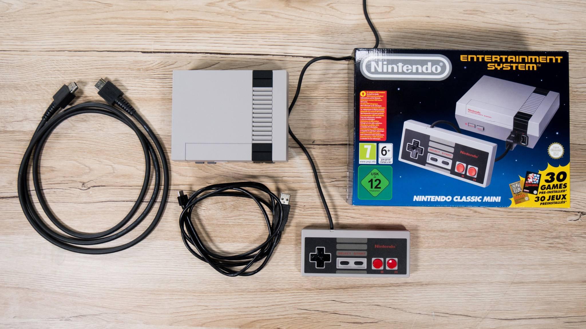 Wie gut das NES Classic Mini wirklich ist, klärt unser Test.