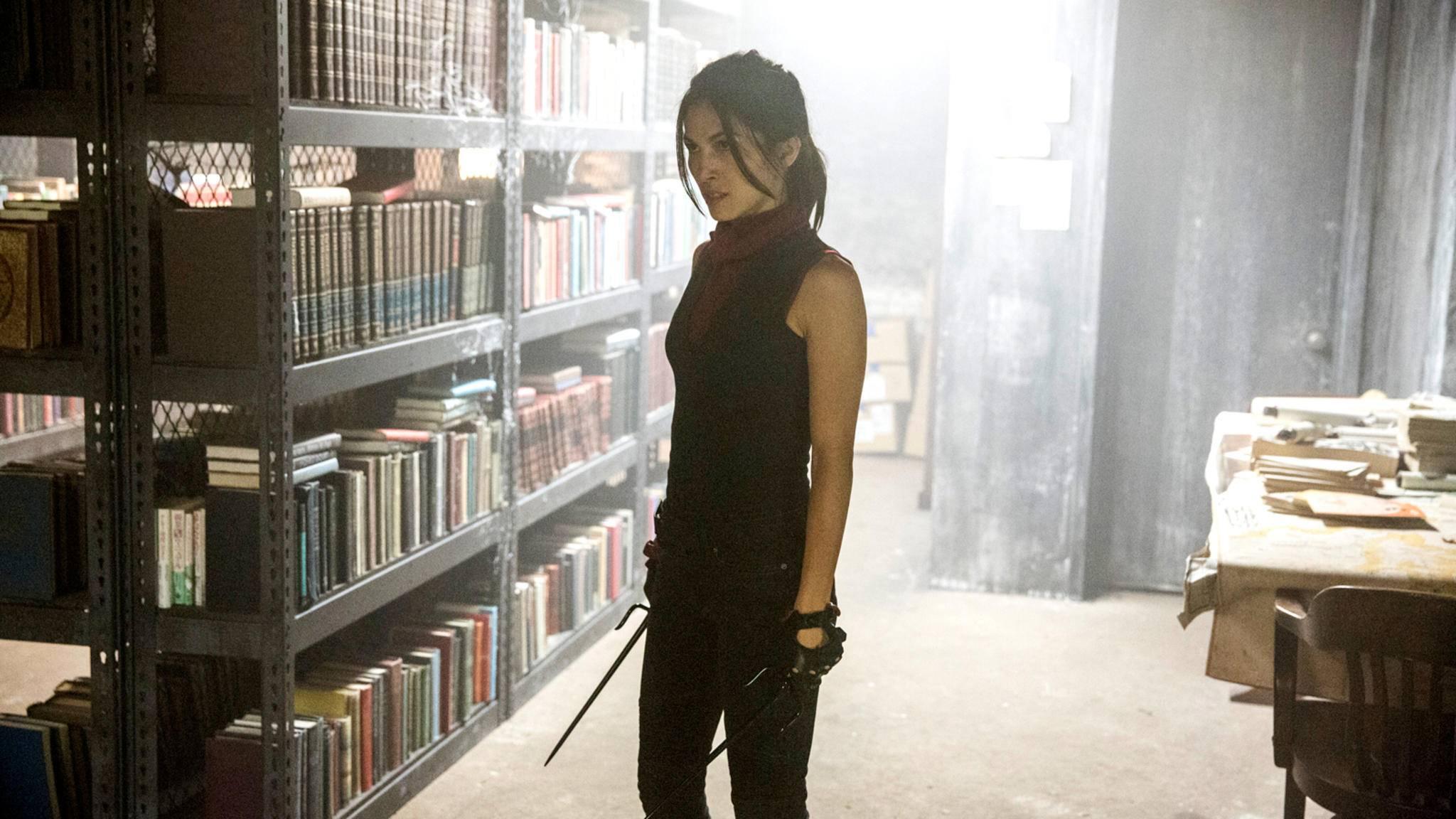 """Bei """"The Defenders"""" mit am Start: Elodie Yung als Assassinin Elektra."""