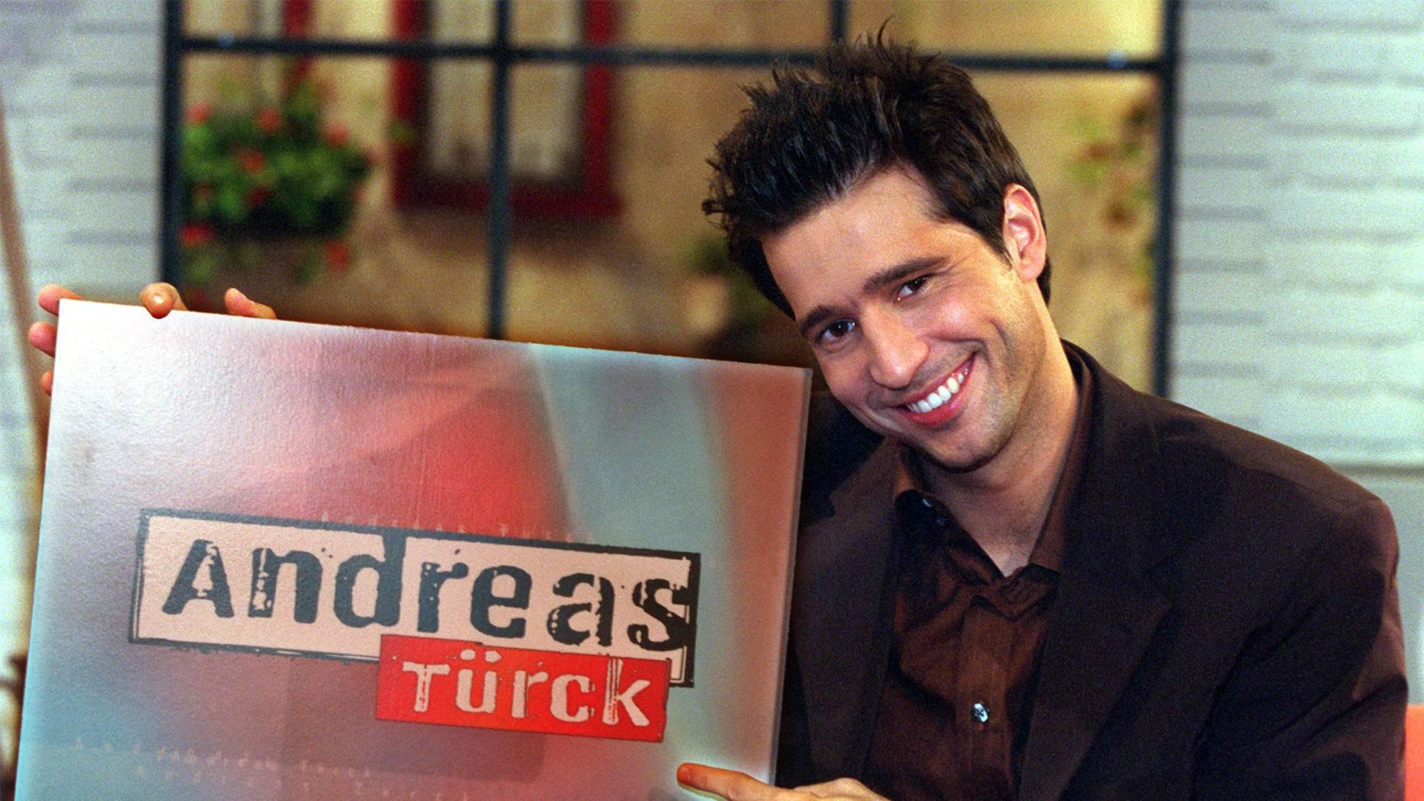 Andreas Türck war einer der bekanntesten Talkshowmoderatoren der 90er-Jahre.