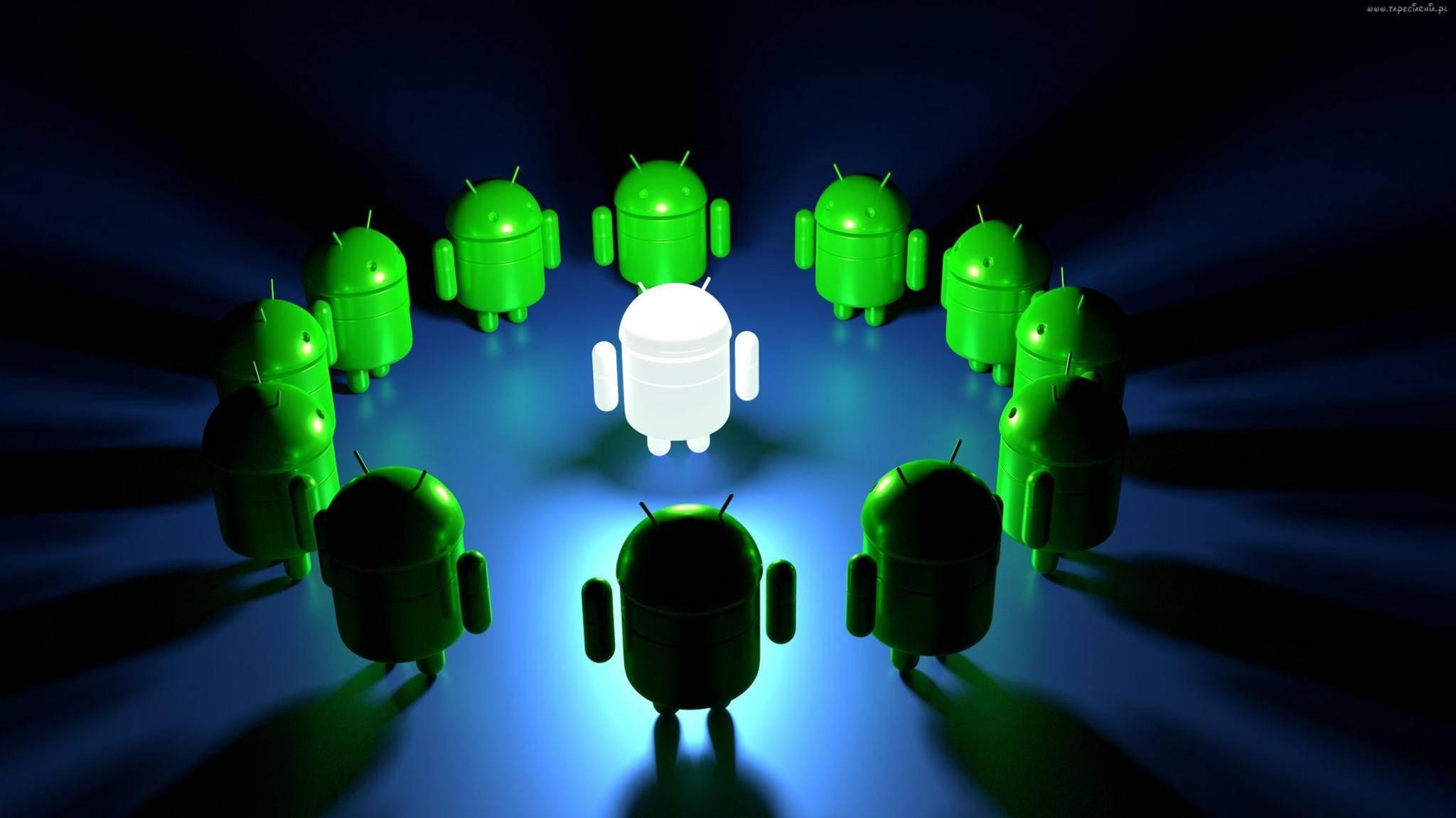 In Android kannst Du Deine Fotos und Daten verstecken.