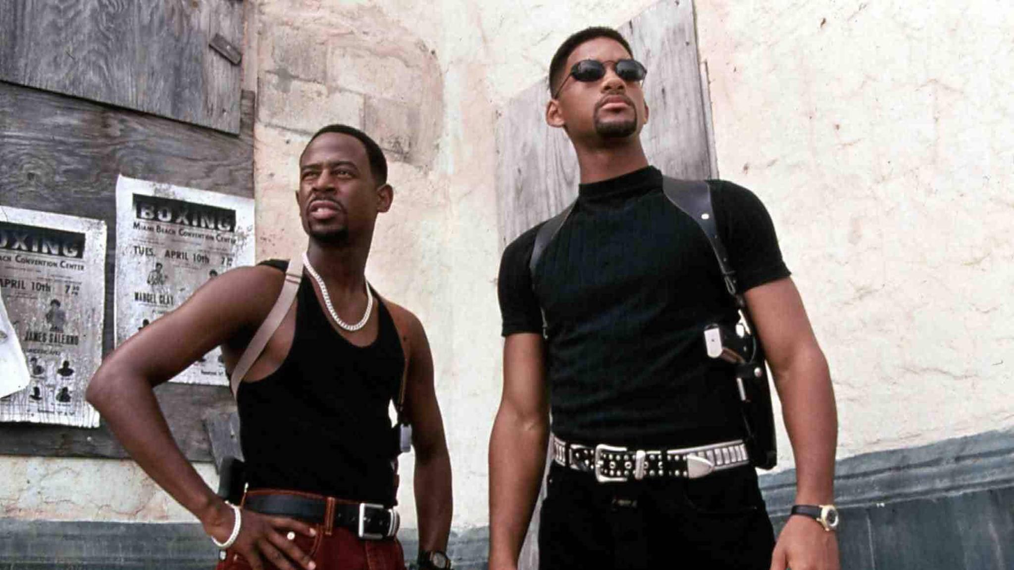 """Aller guten Dinge sind drei: Will Smith und Martin Lawrence kehren für """"Bad Boys 3"""" gemeinsam auf die Leinwand zurück."""