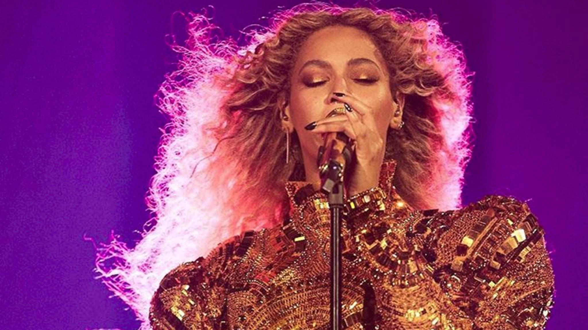 Beyoncé führt die Liste der Nominierten für die Grammys 2017 an.