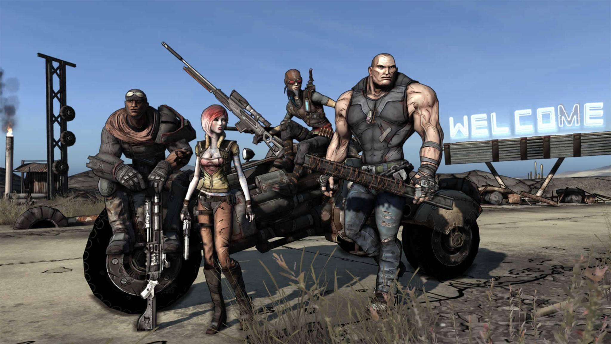 """Der Koop-Hit """"Borderlands"""" war bereits Teil der """"Games with Gold"""", die Xbox-Live-Gold-Abonnenten gratis bekommen."""