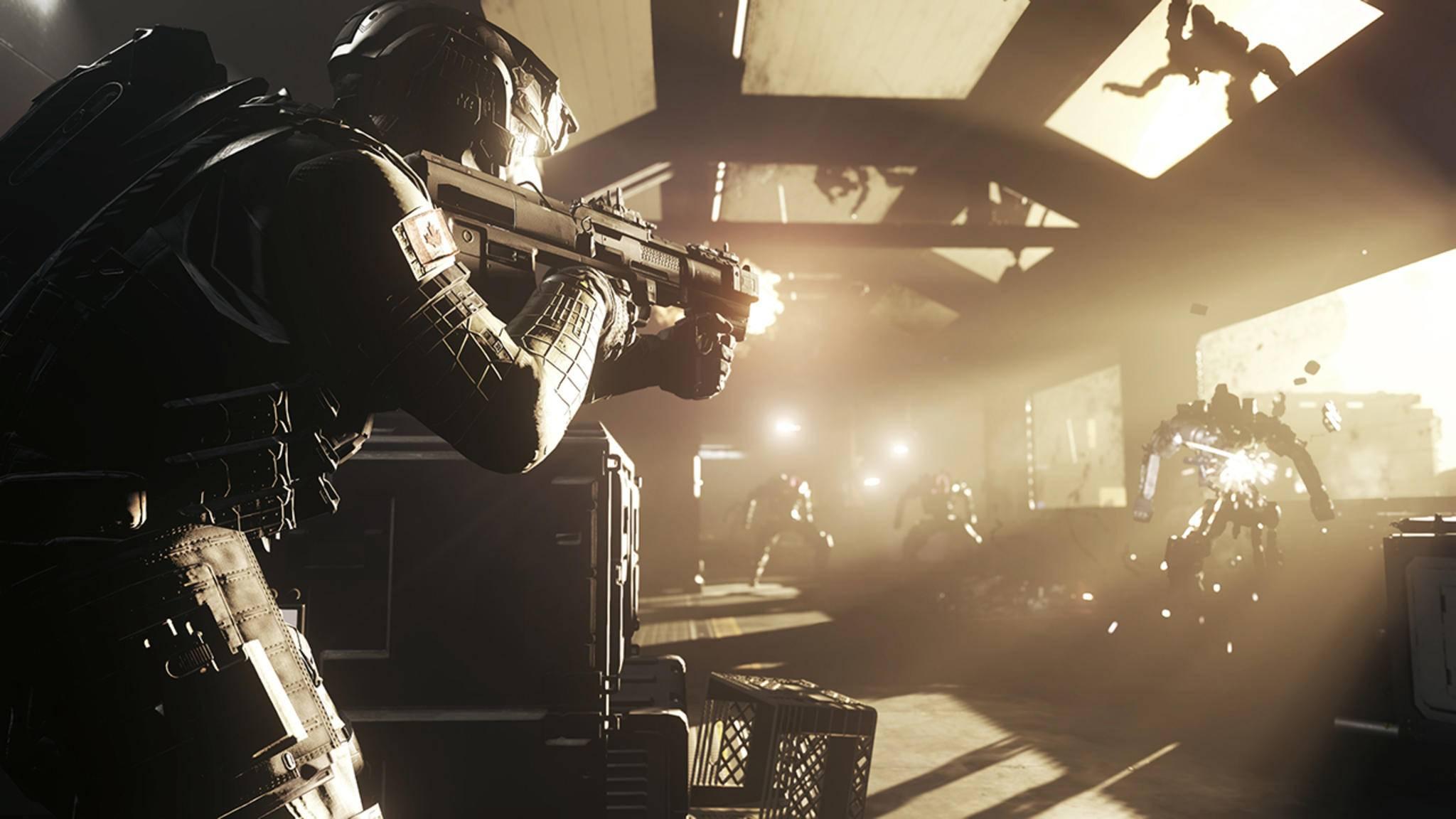"""""""Call of Duty: Infinite Warfare"""" spielt teilweise im Weltraum."""