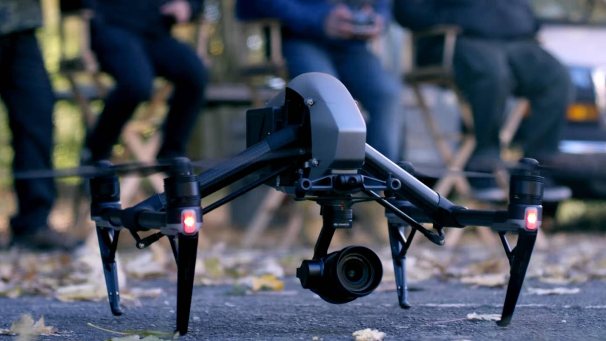 Eifert Snapchat bald DJI nach und bringt eine eigene Drohne auf den Markt?