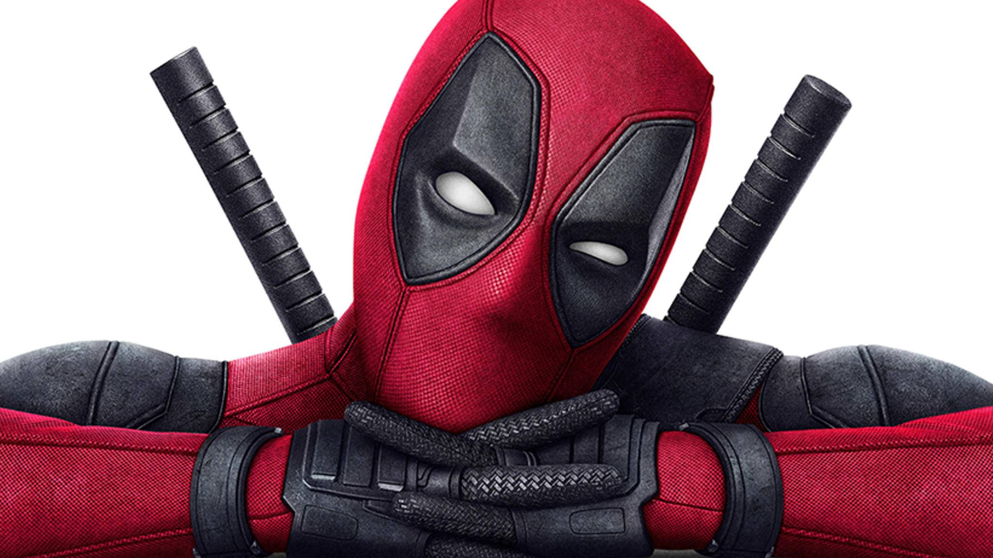 Klar, dass auch Deadpool im Super-Trailer 2016 nicht fehlen darf.