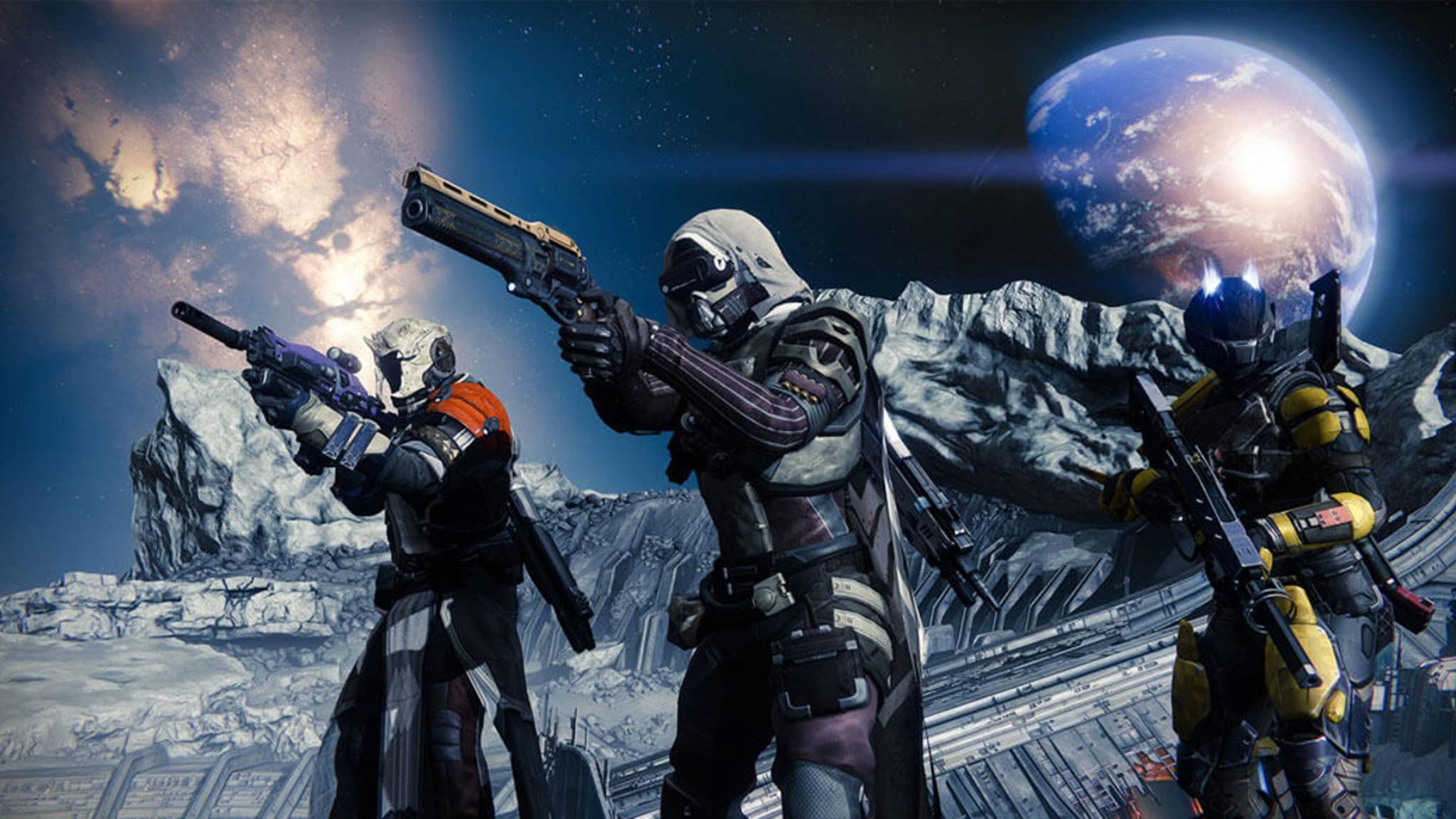 """Auch """"Destiny"""" ist ein Spiel, das erst nach einiger Zeit wirklich zum Hit wurde."""