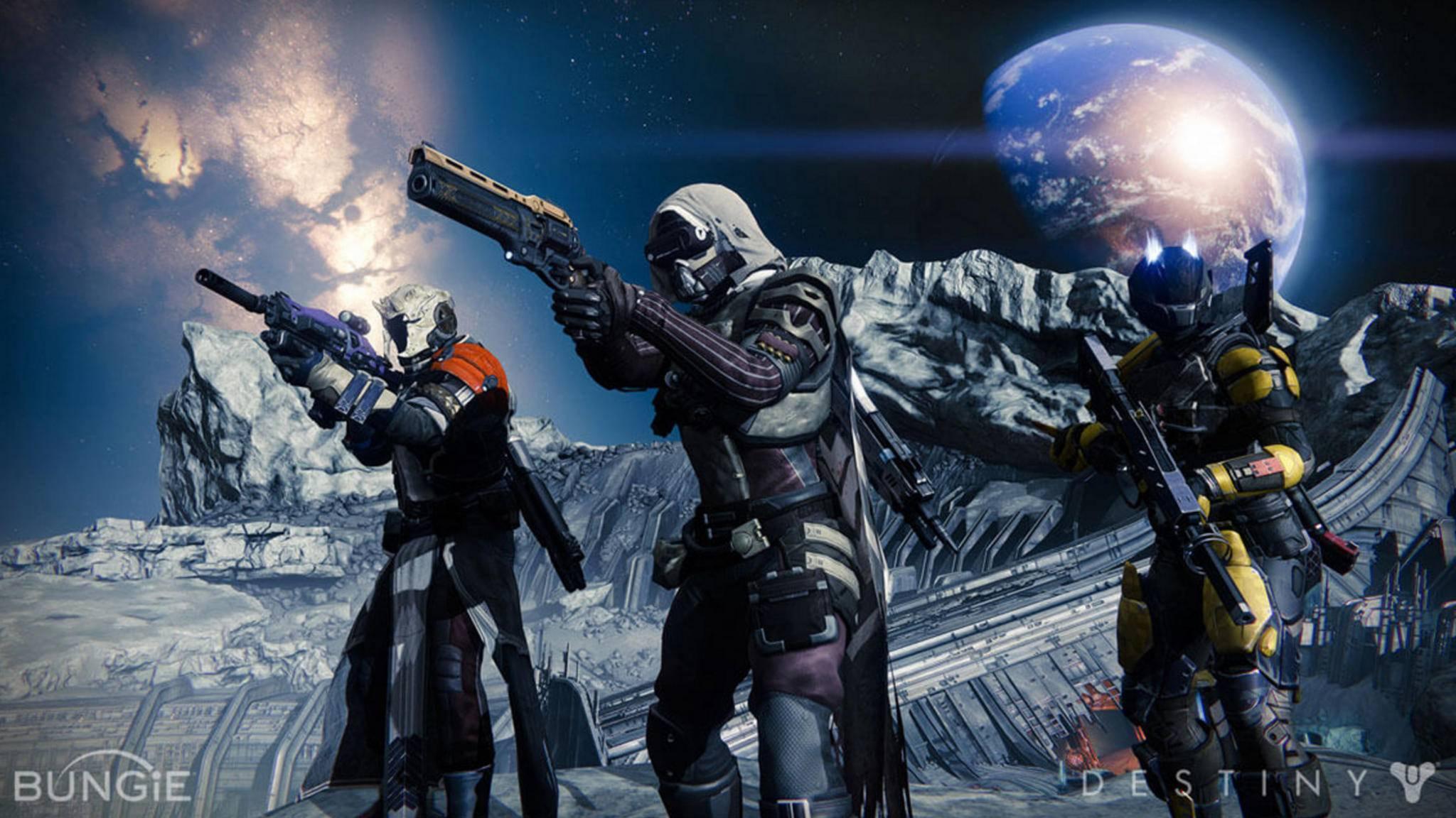 """""""Destiny"""" ist auch nach einigen Jahren noch beliebt."""