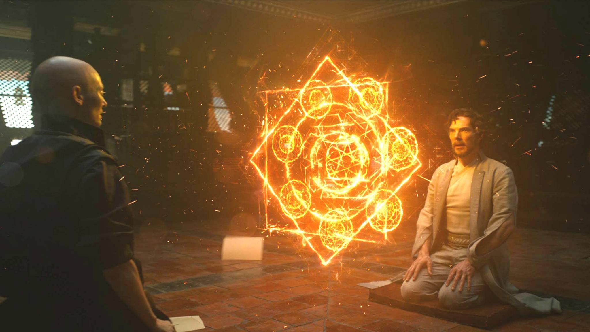 """Wechsel an der Spitze: """"Doctor Strange"""" ist Marvels bisher erfolgreichstes Superhelden-Solodebüt und verweist """"Iron Man"""" auf Platz zwei."""