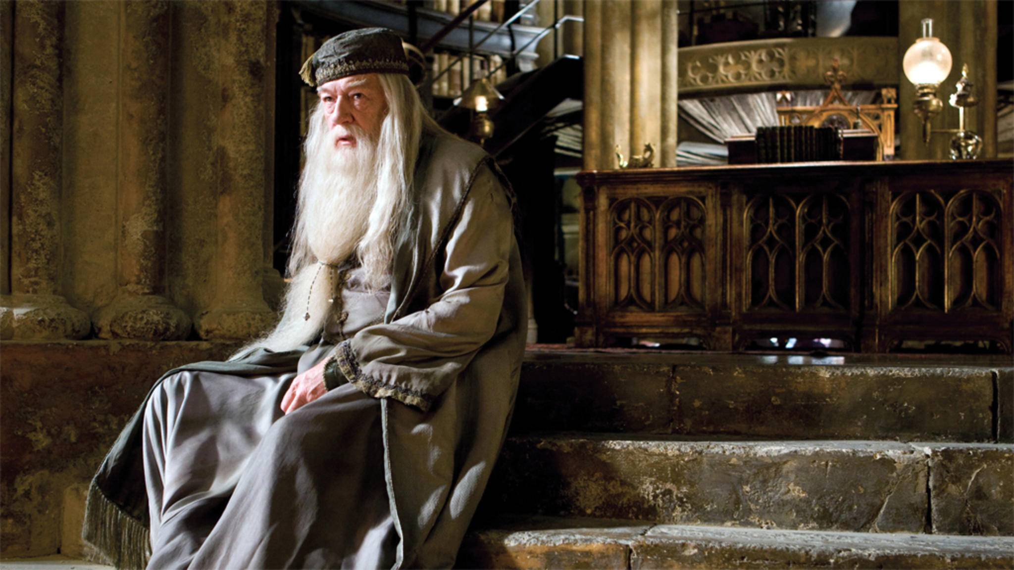 Die junge Version von Albus Dumbledore wird von einer echten Hollywoodgröße verkörpert.