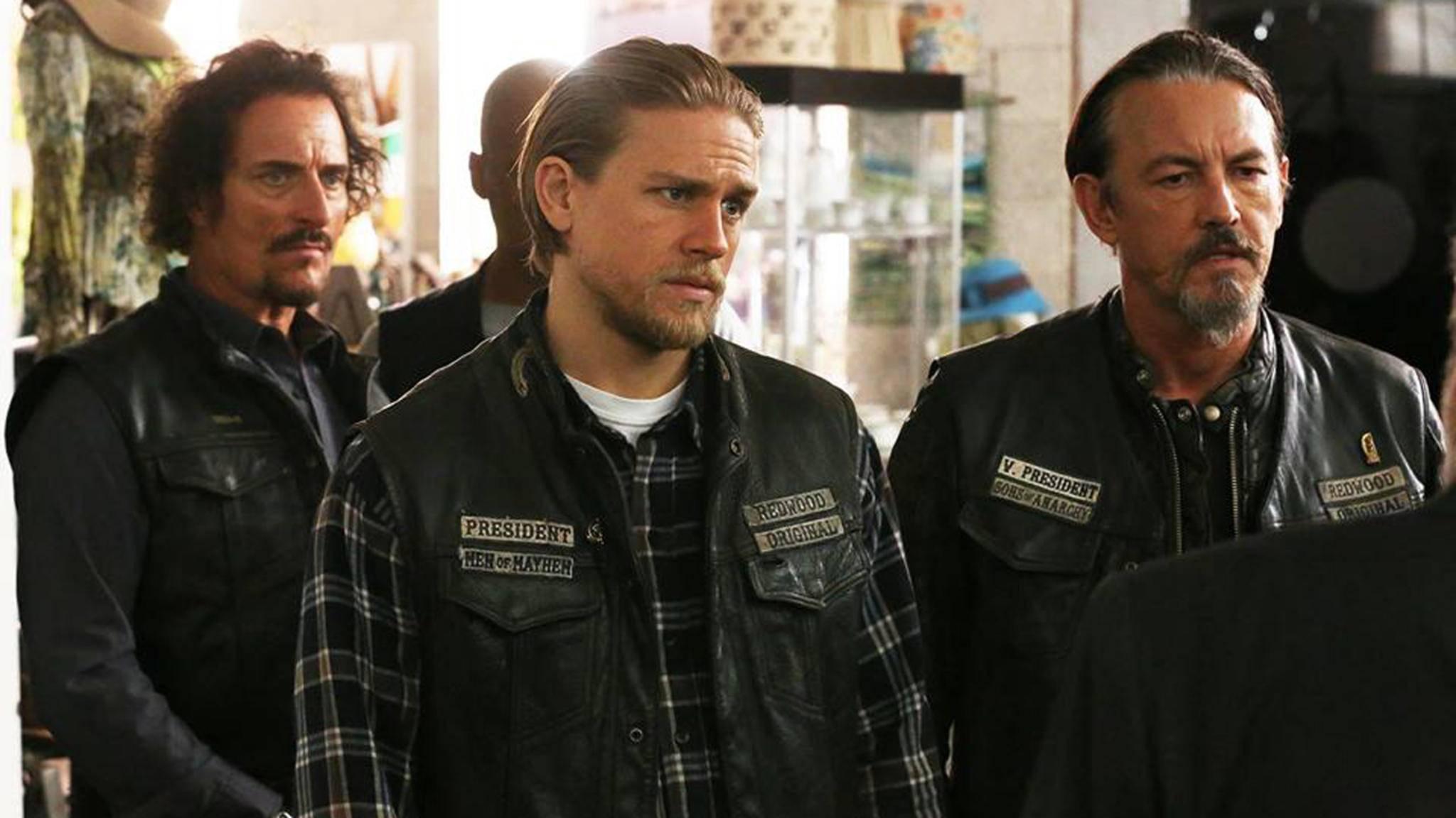 """Bei """"Sons of Anarchy"""" ist es kein großer Verlust, vor dem Ende der Serie auszusteigen."""
