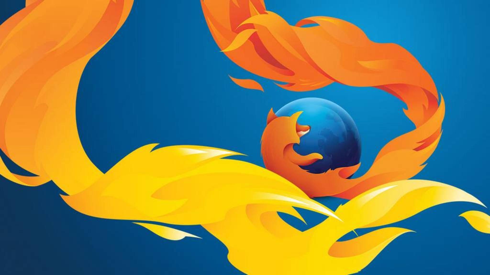 Die Cookie-Verwaltung musst Du in Firefox erst aktivieren.