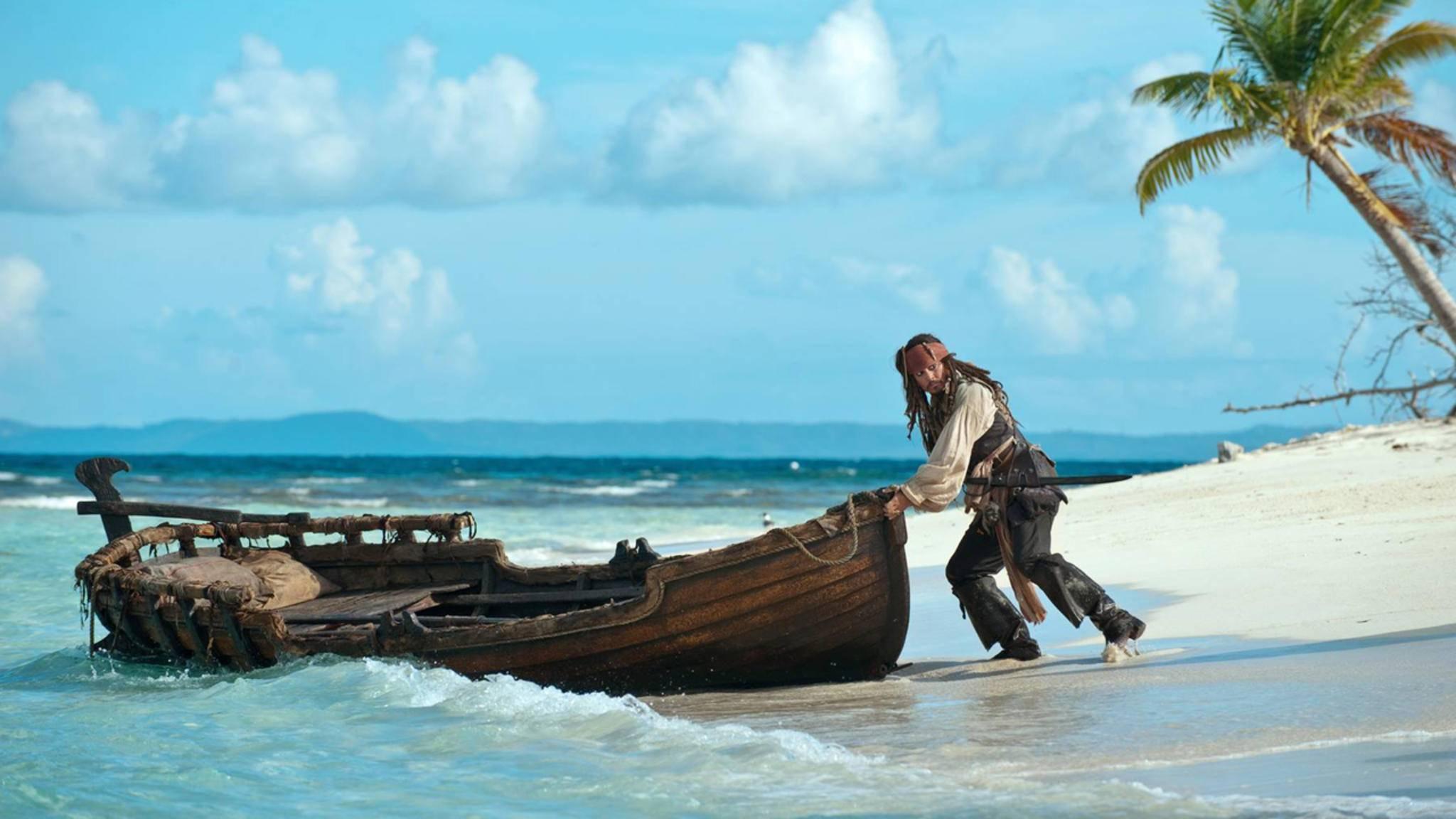 Jack Sparrow macht sich vom Acker – und seine Nachfolgerin steht möglicherweise schon fest.
