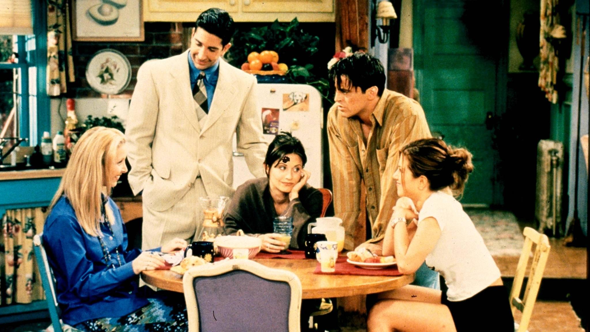 """Irgendwie fühlt sich """"Friends"""" noch gar nicht so alt an, oder?"""