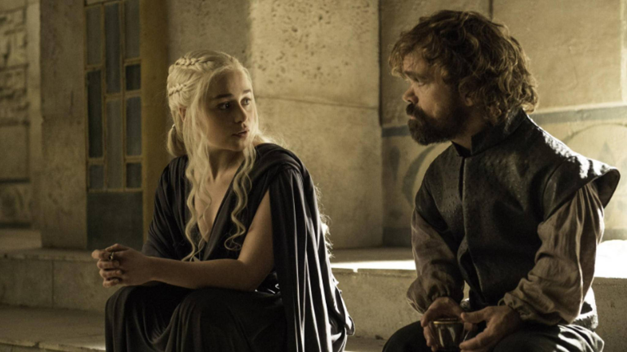 """Game of Thrones"": Was denkt Tyrion über Daenerys?"
