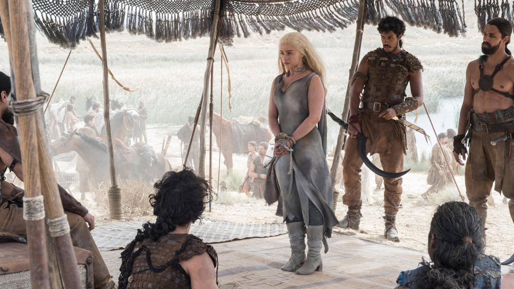 """""""Game of Thrones"""" geht in drei verschiedenen Kategorien mit fünf Nominierungen ins Rennen."""