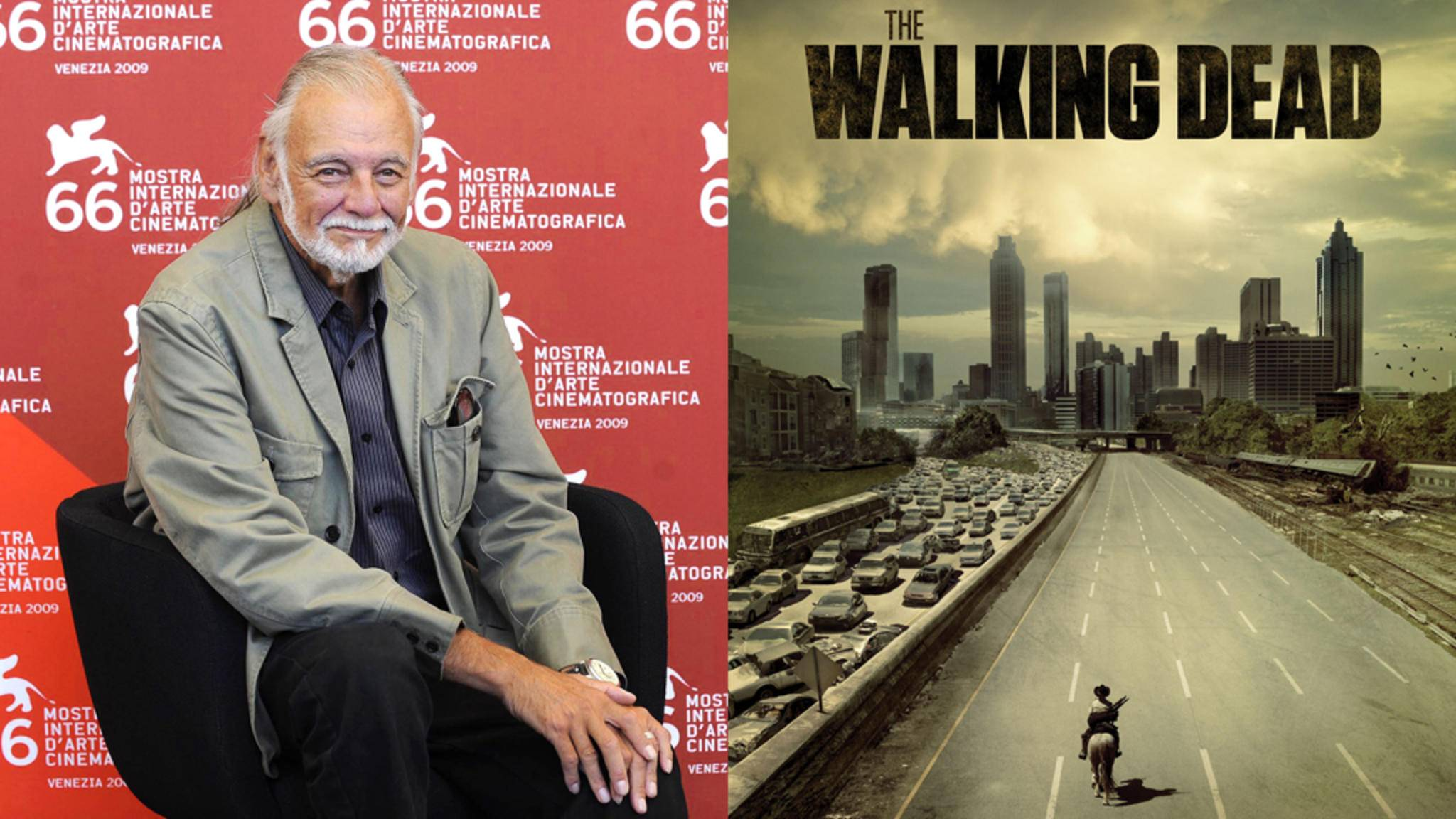 "George A. Romero kann der Erfolgsserie ""The Walking Dead"" nichts abgewinnen."