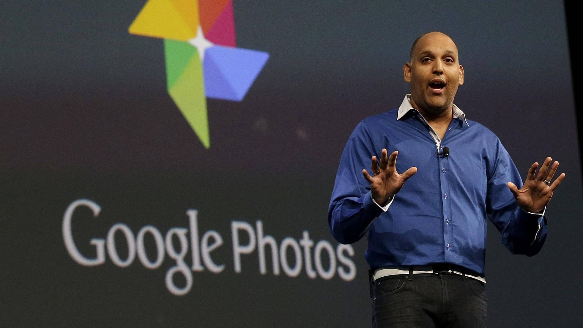 Für Google Fotos gibt es einen praktischen Shortcut.