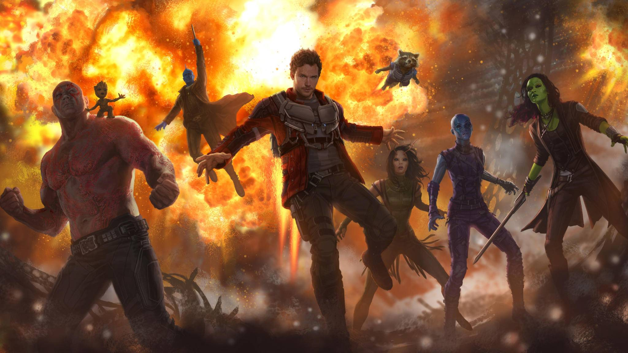 "Kommt bald ein Telltale-Game zu ""Guardians of the Galaxy""?"