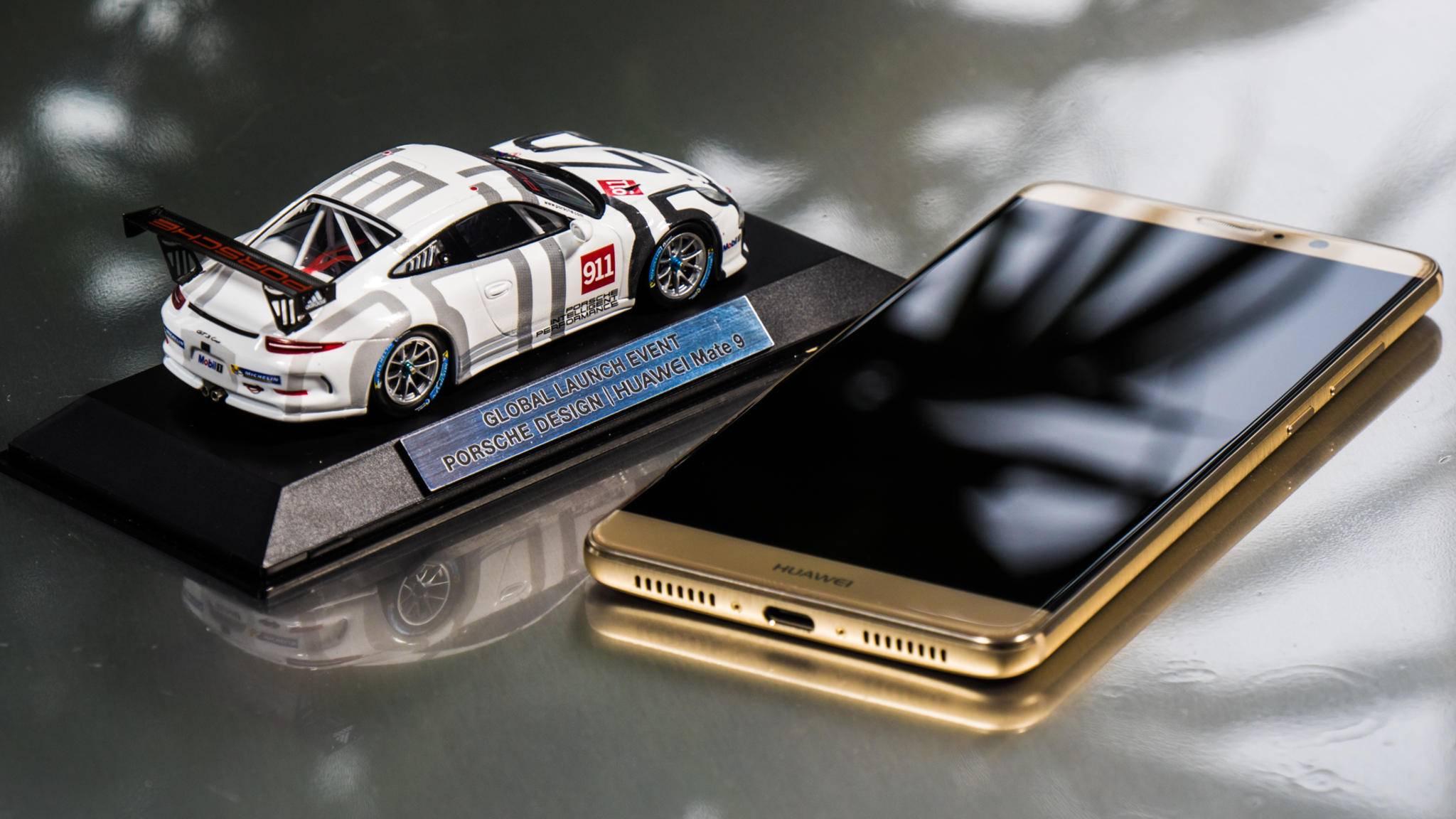 Das Porsche Design Mate 9 wird bald Google Daydream unterstützen.