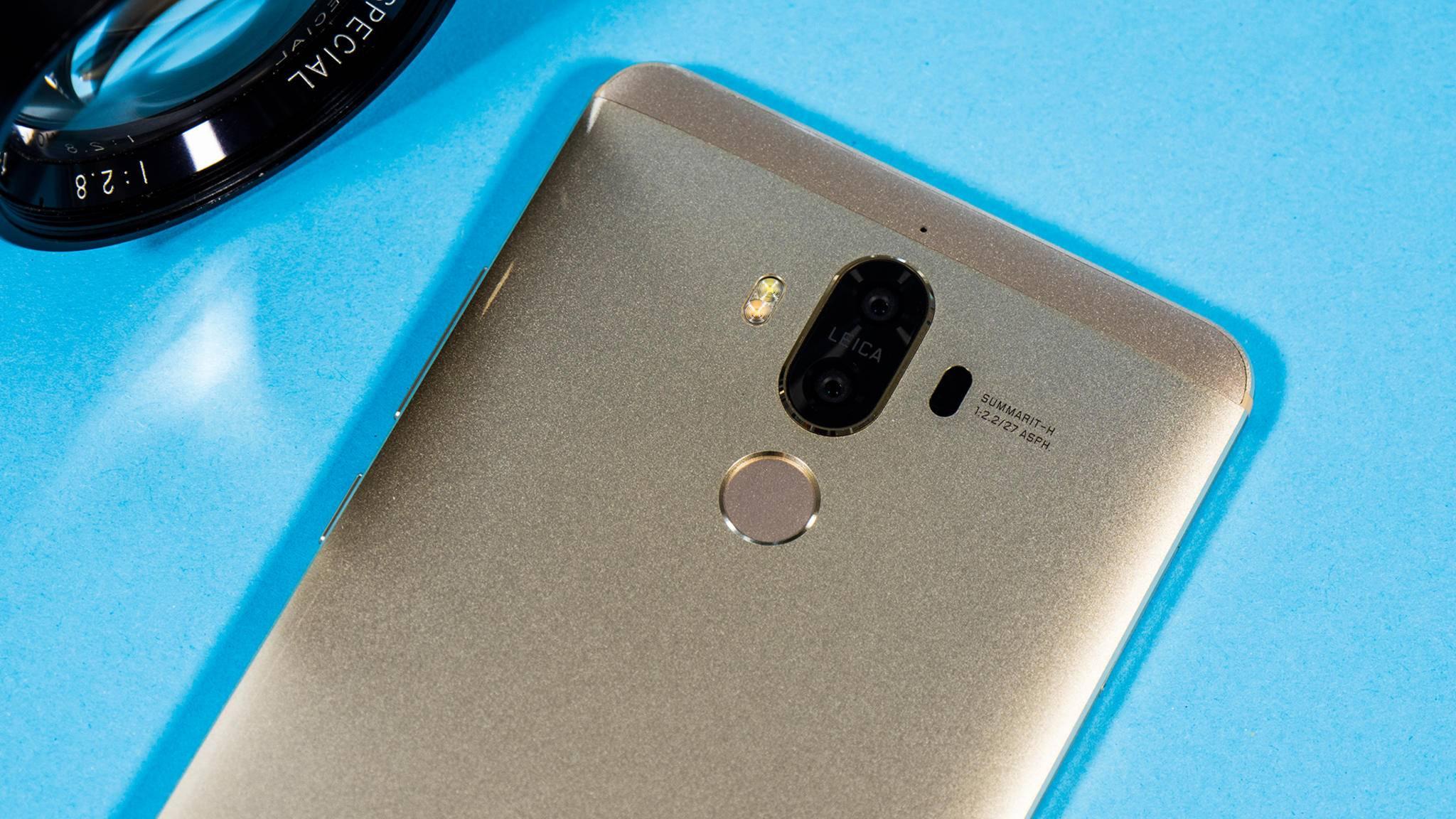 Der Nachfolger des Huawei Mate 9 soll so leistungsfähig werden wie die neuesten Flaggschiffe.