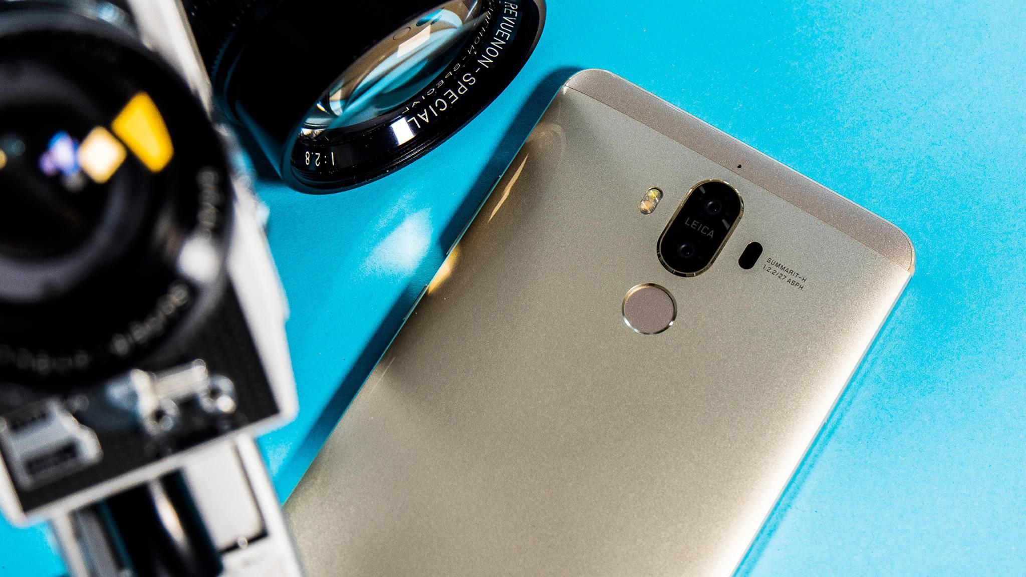 Wie schlägt sich das Mate 9 im Kameravergleich mit dem iPhone 7 Plus?