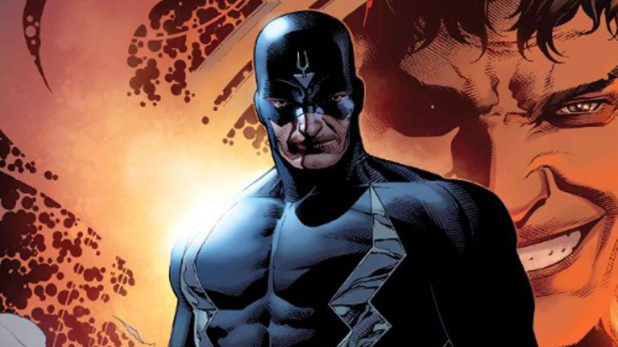 """Serie ab 2017: Black Bolt ist der König der """"Inhumans""""."""