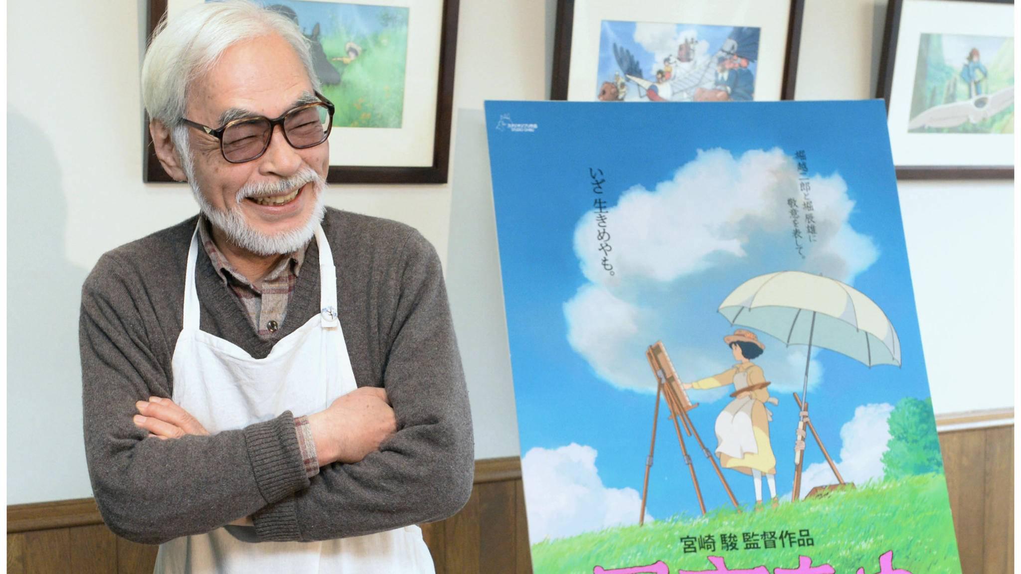 Gute Neuigkeiten für Fans von Studio Ghibli: Hayao Miyazaki kehrt zurück.
