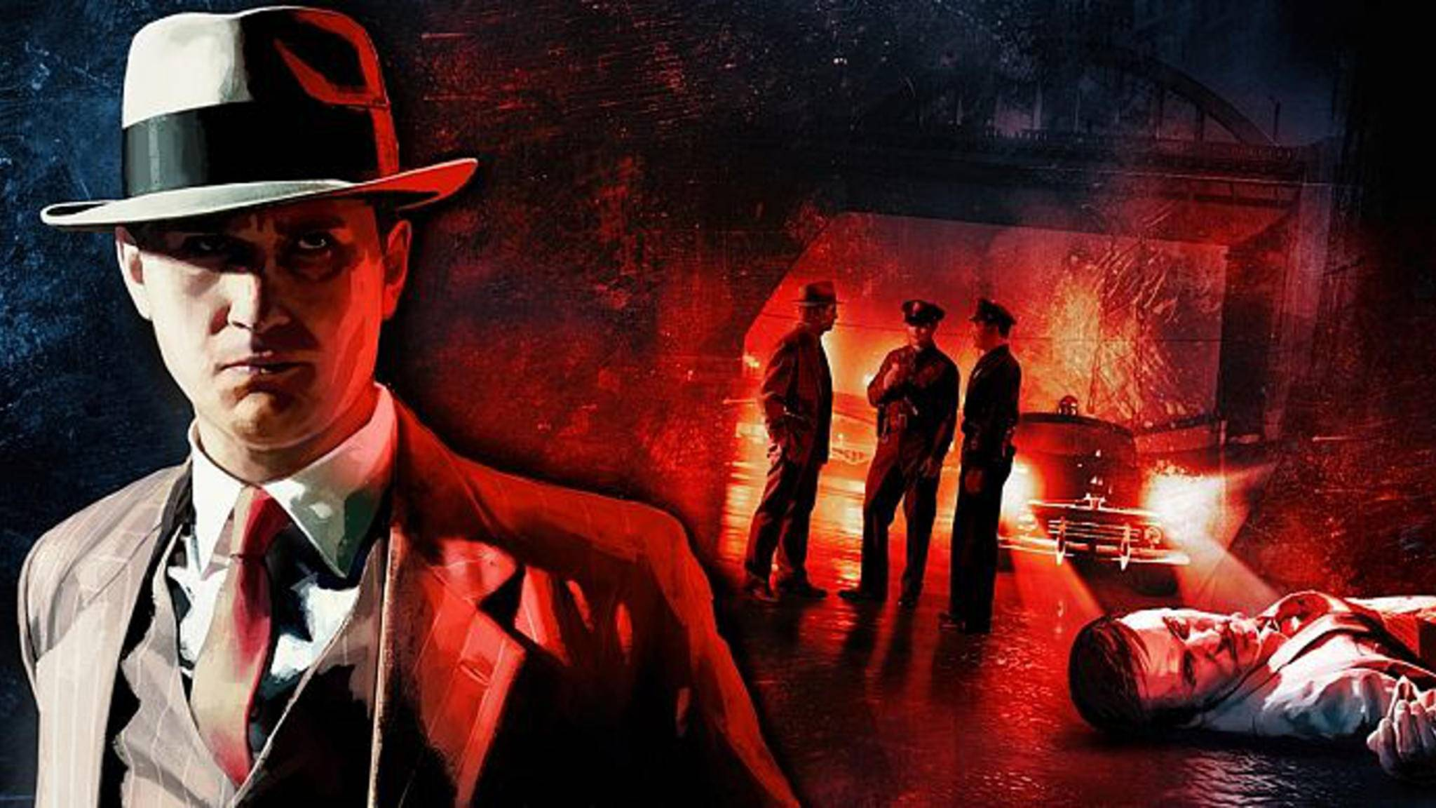 """L.A. Noire"" als TV-Serie? Her damit!"