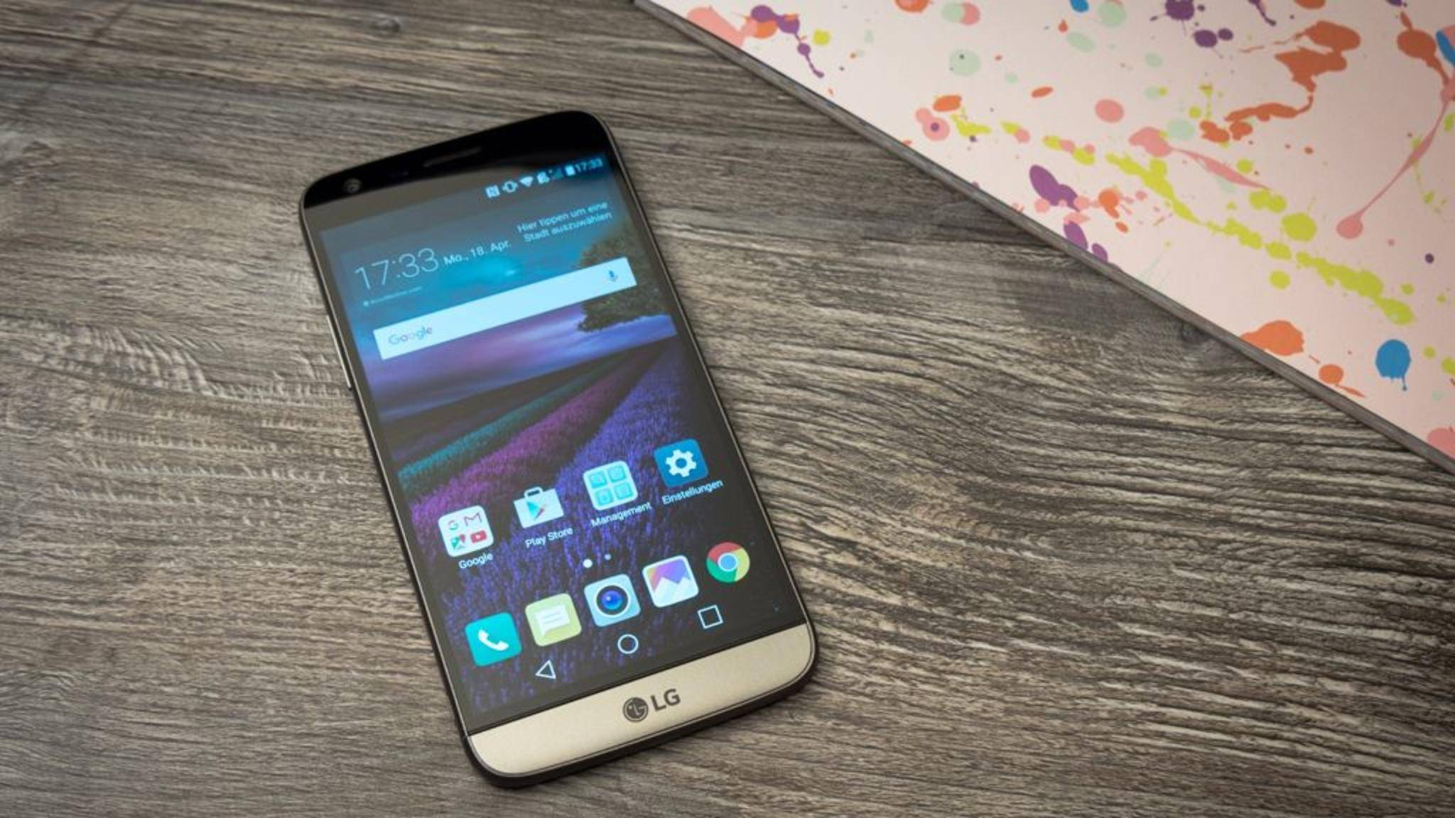 Das LG G5 bekommt ein Update auf Android 7.