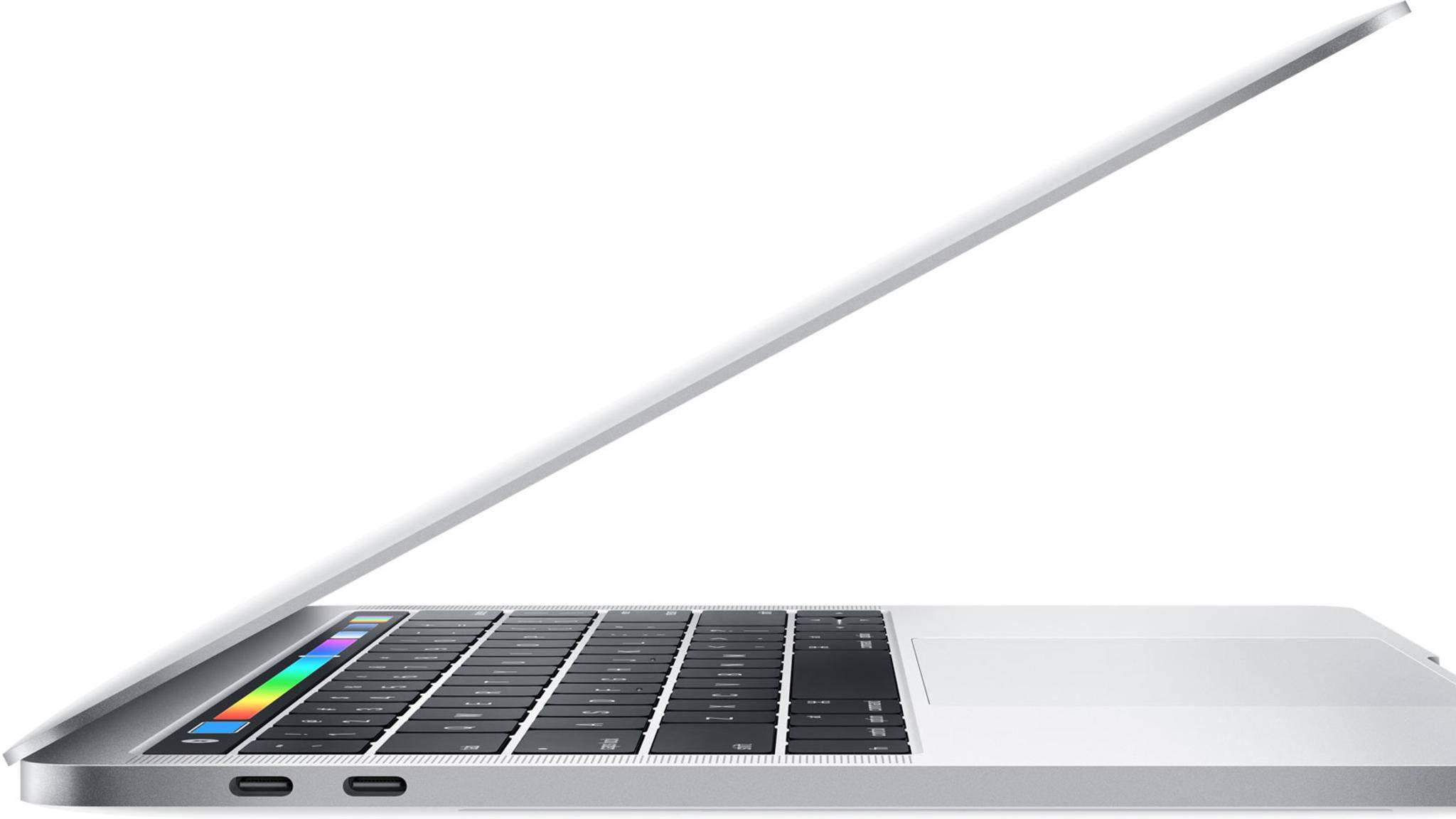 Das neue MacBook Pro ist anscheinend ein echter Verkaufsschlager.