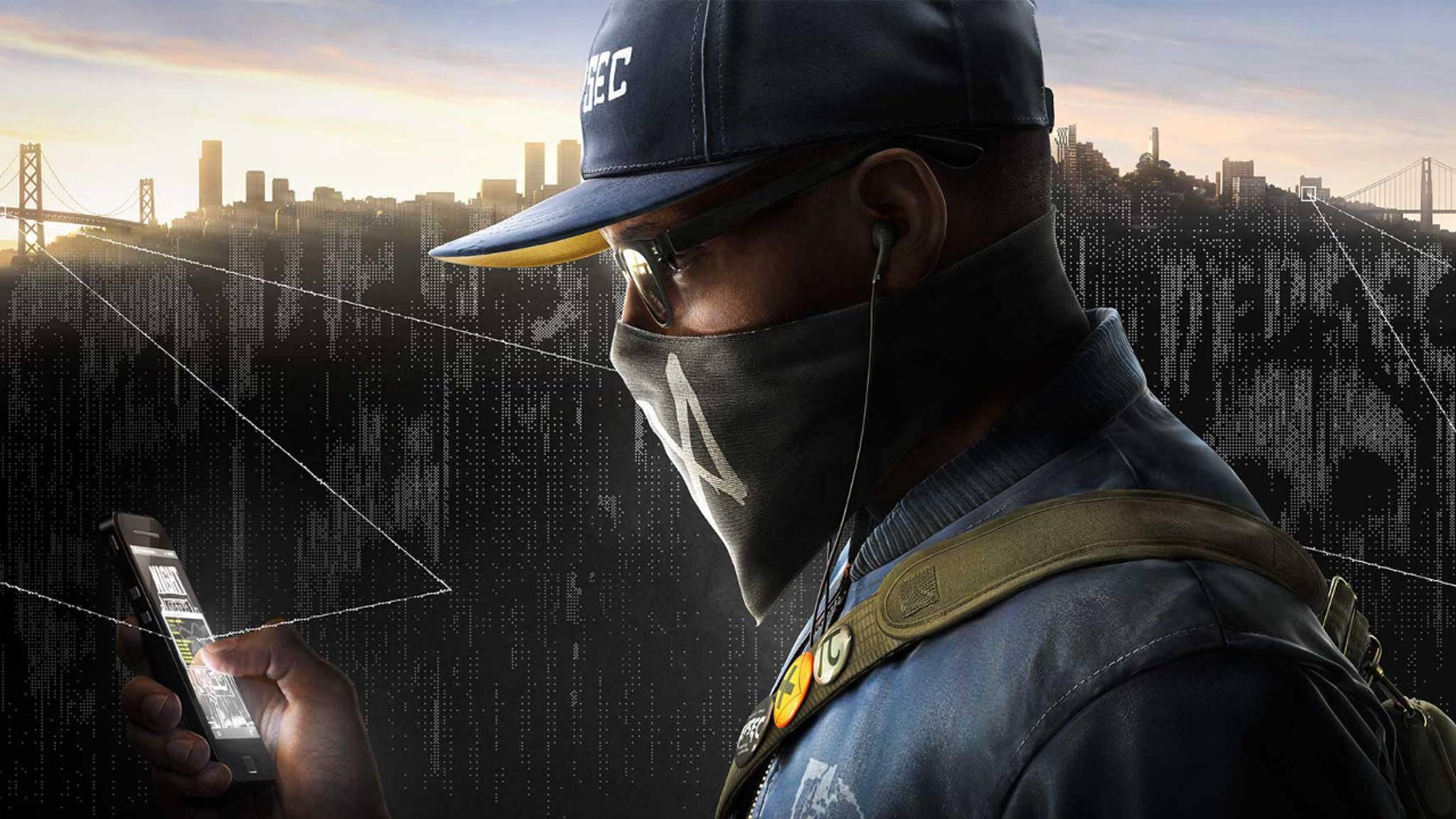"""Der Release-Kalender von Ubisoft hat noch Platz für zwei Titel – vielleicht für """"Watch Dogs 3""""?"""