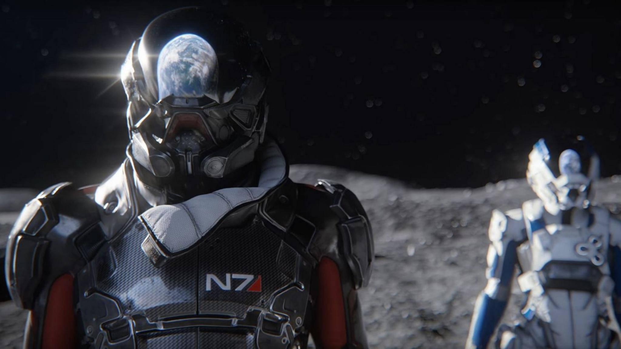"""Die Hauptrolle in """"Mass Effect: Andromeda"""" spielen die Ryder-Zwillinge."""