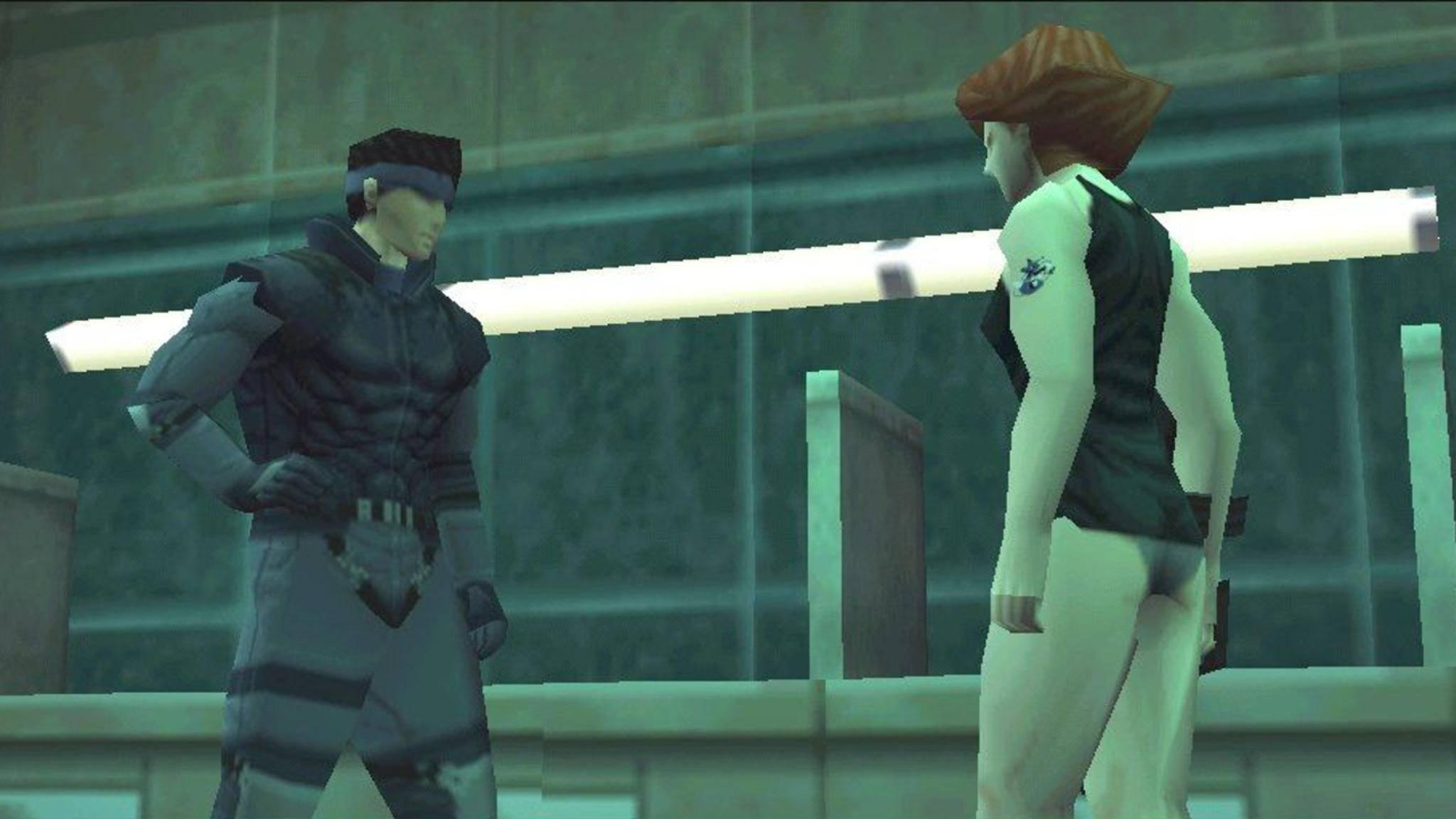 Manche Szenen in Spielen sollte man lieber nicht der Verwandtschaft zeigen.