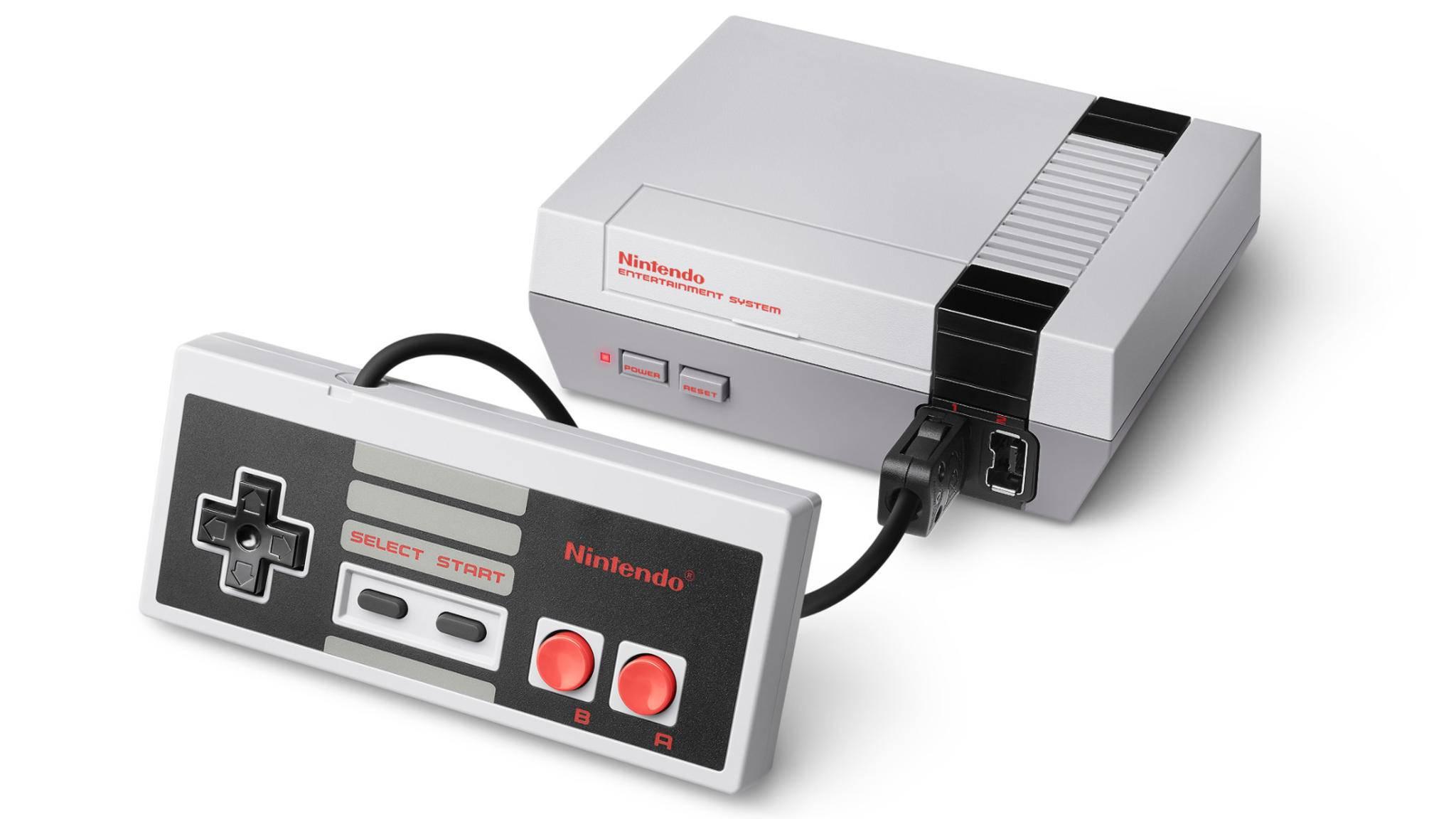 Nintendo Classic Mini: Zum Verkaufsstart überall vergriffen.