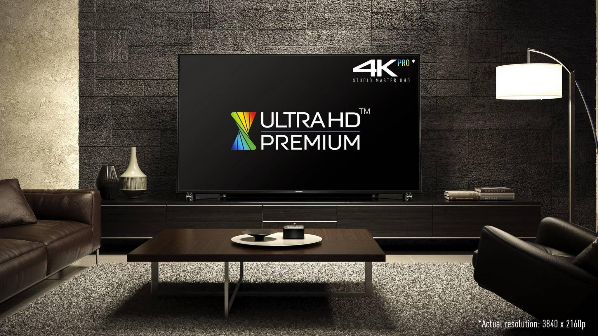Du solltest beim HDR-Fernseherkauf unter anderem nach dem Ultra HD Premium-Zertifikat Ausschau halten.
