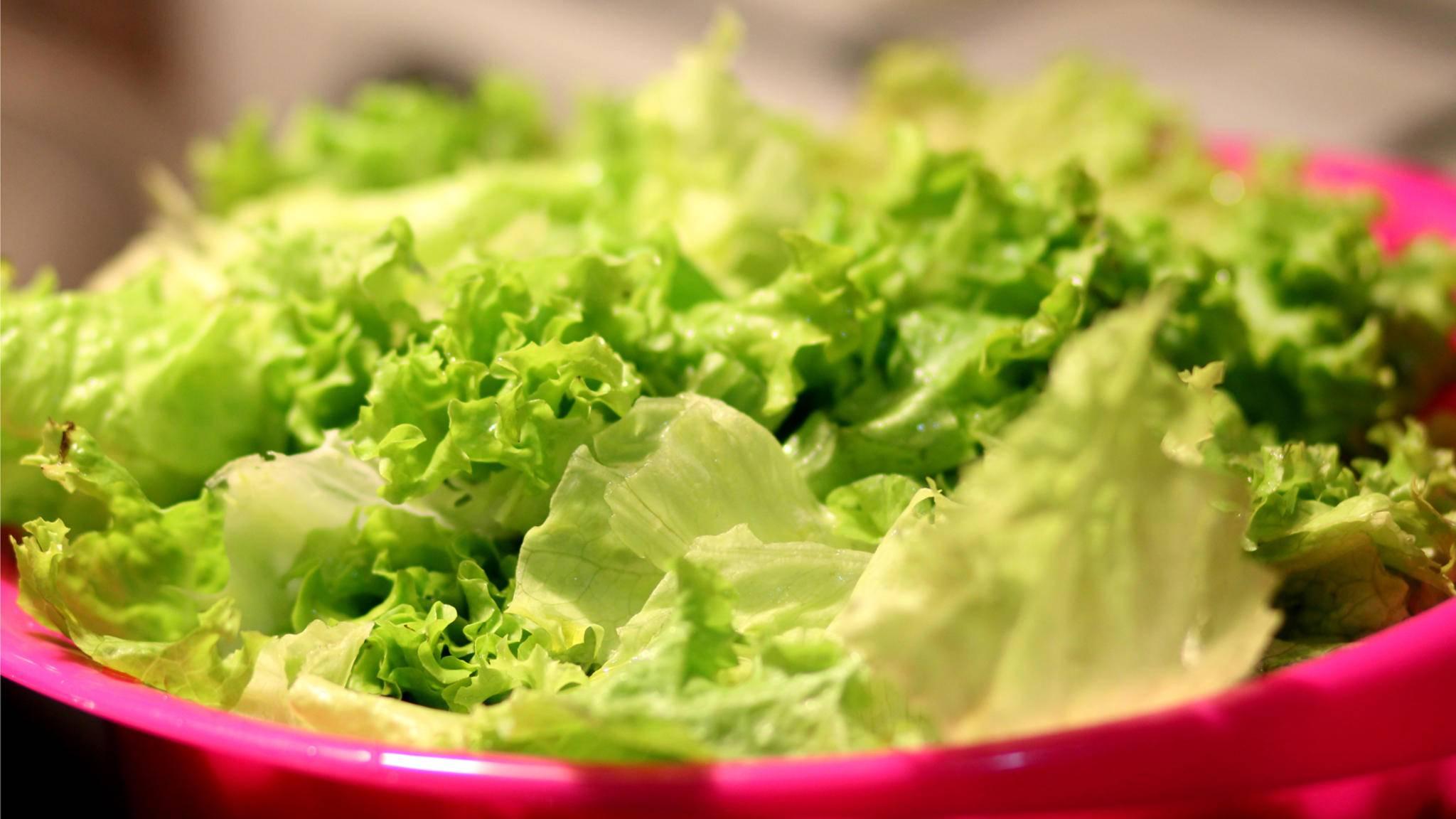 Mancher Salat ist nicht so gesund, wie man meint.