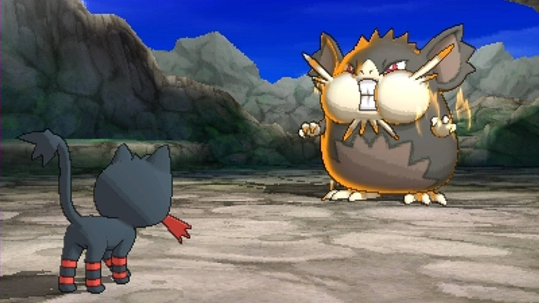 """Trotz der Kämpfe geht es in den """"Pokémon""""-Spielen relativ gewaltlos zu."""