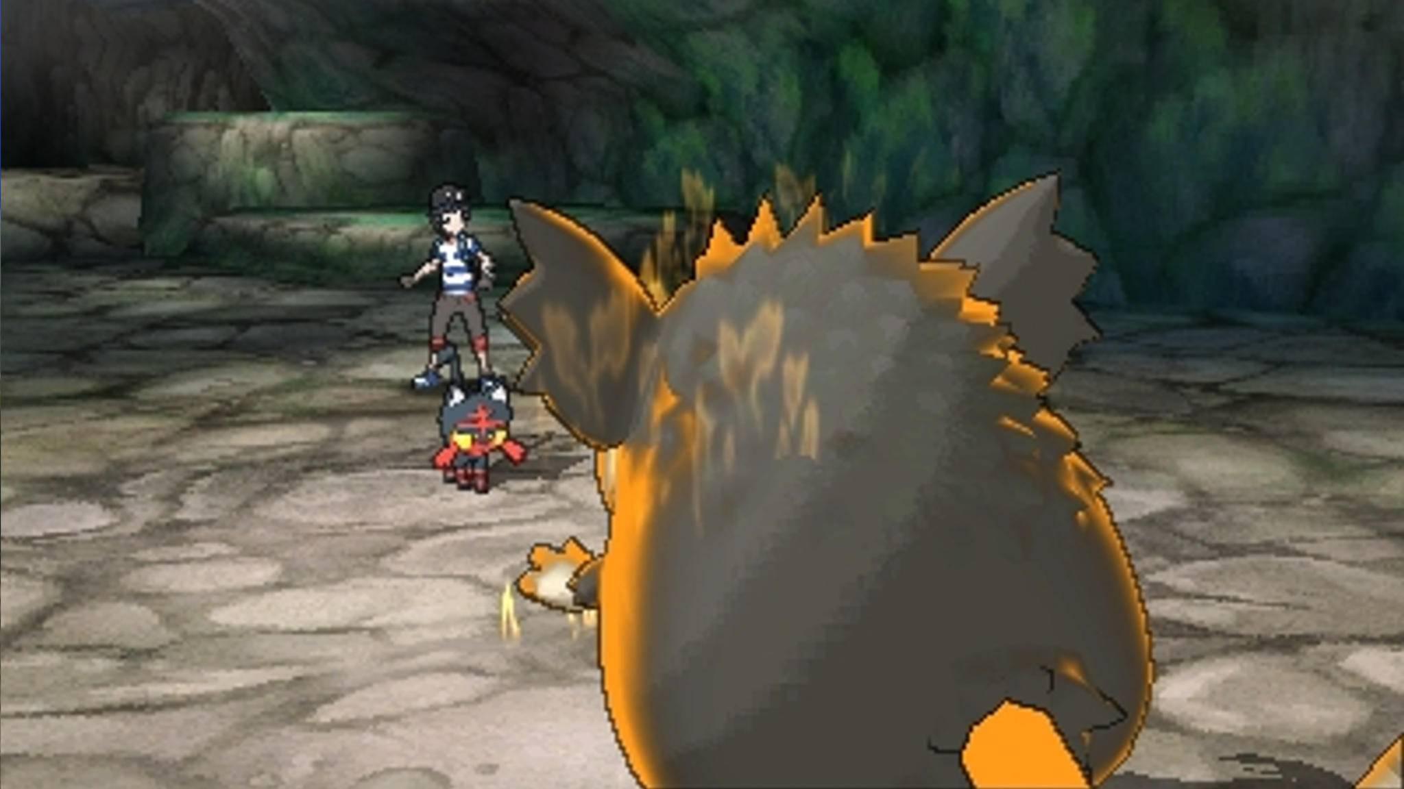 Pokemon Sonne Mond Kampf