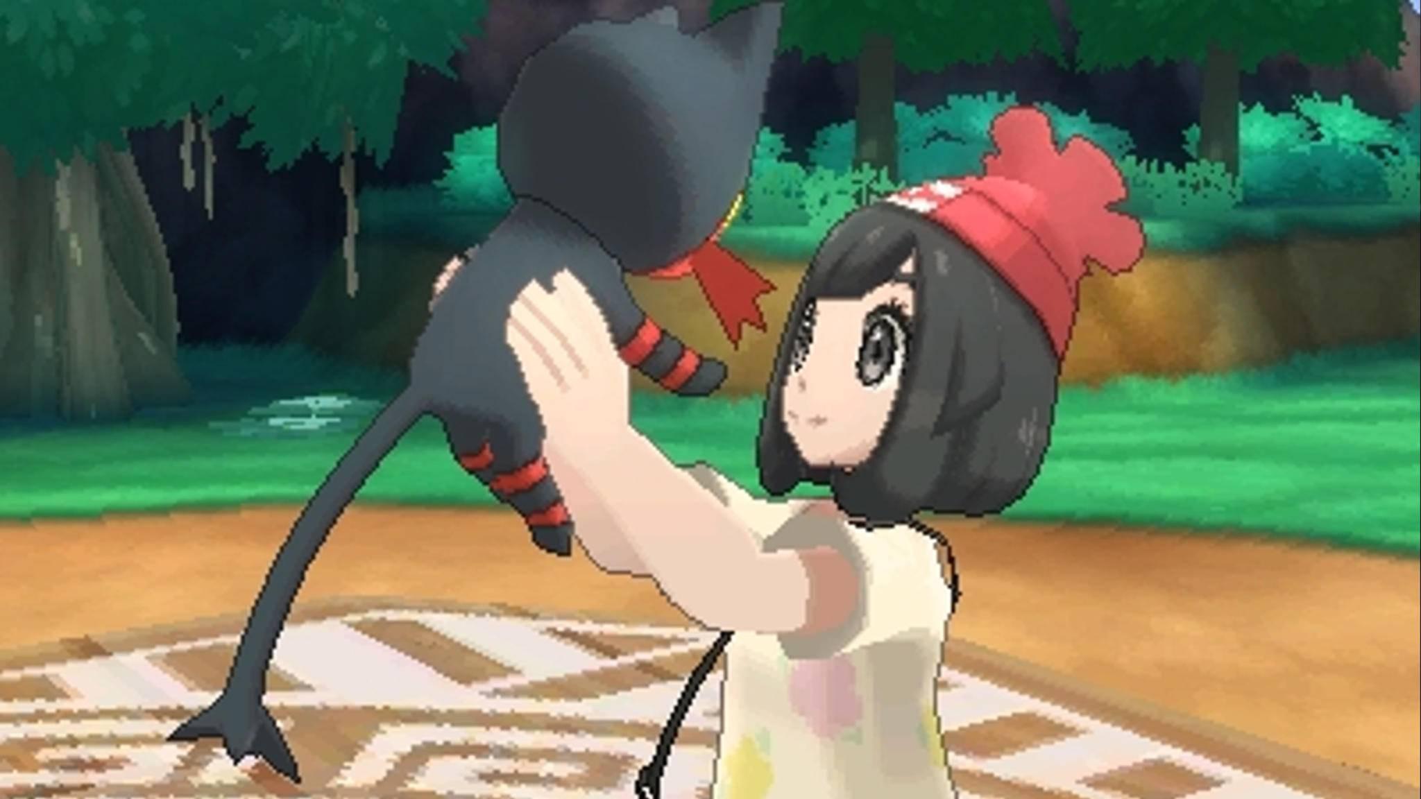 """Auf zum globalen Spektakel in """"Pokémon Sonne und Mond""""!"""