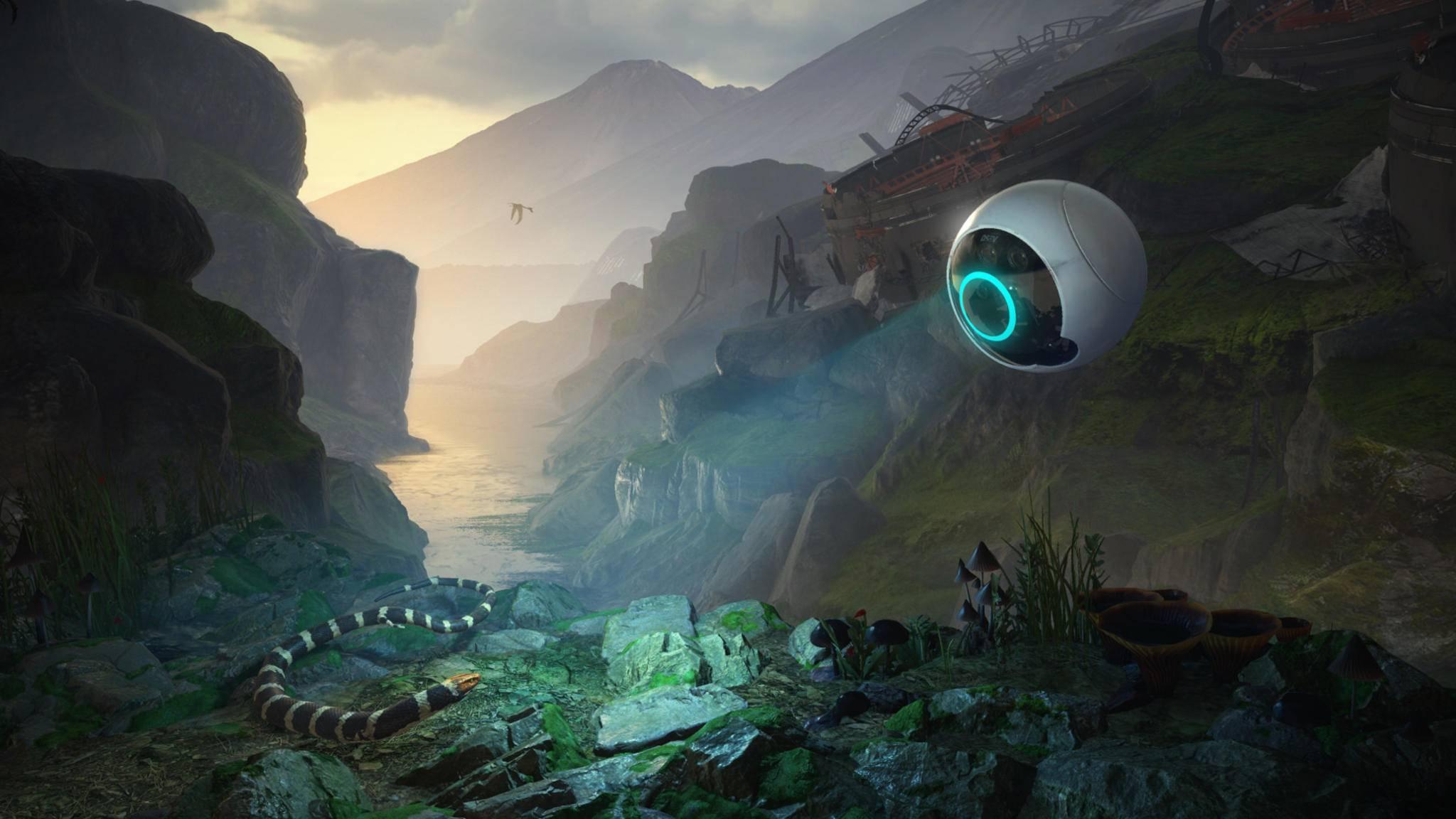 """Der """"Robinson: The Journey""""-Entwickler Crytek muss Studios schließen."""