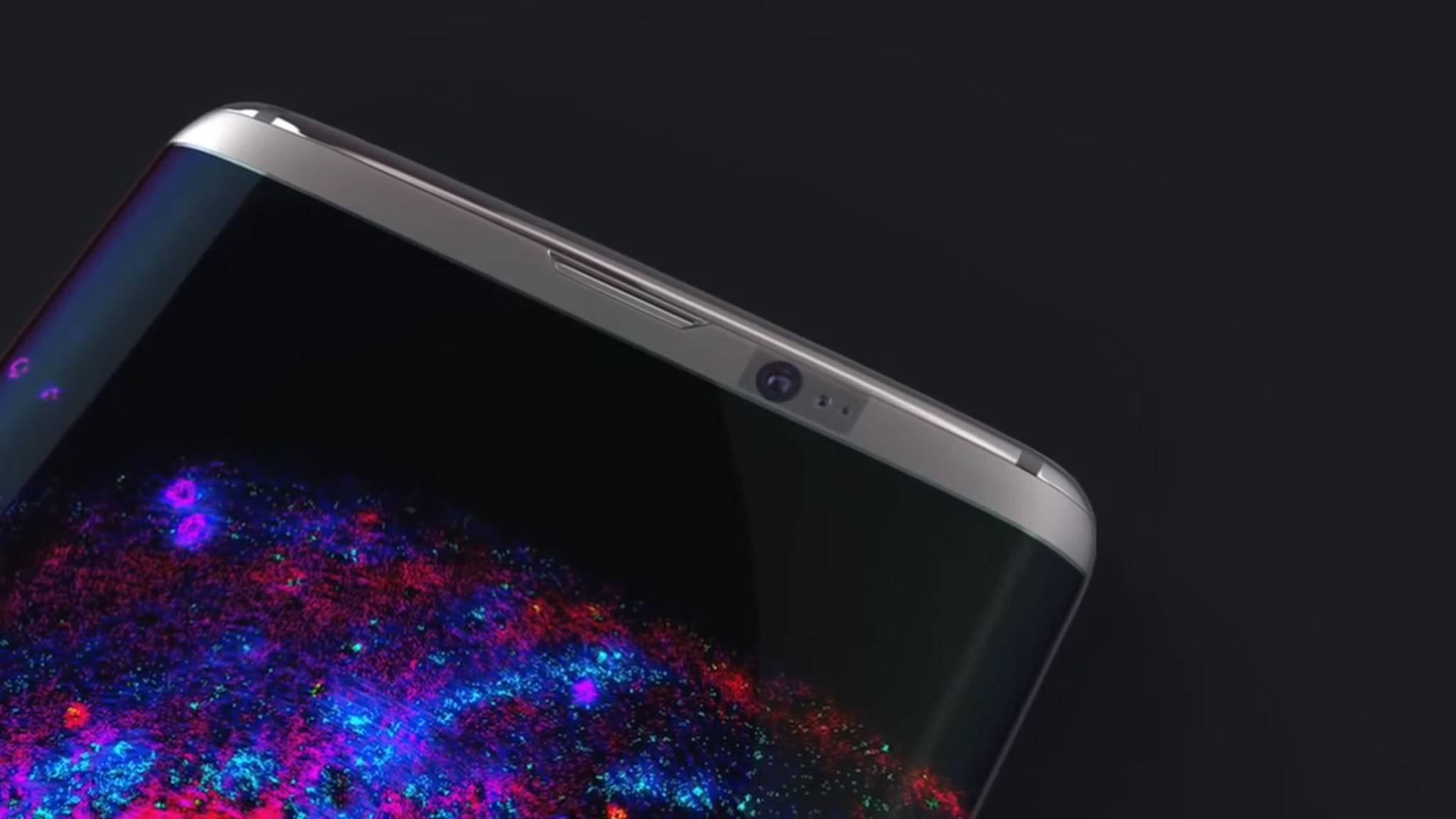 Wie iPhone 7: Galaxy S8 soll 256 GB internen Speicher bekommen.