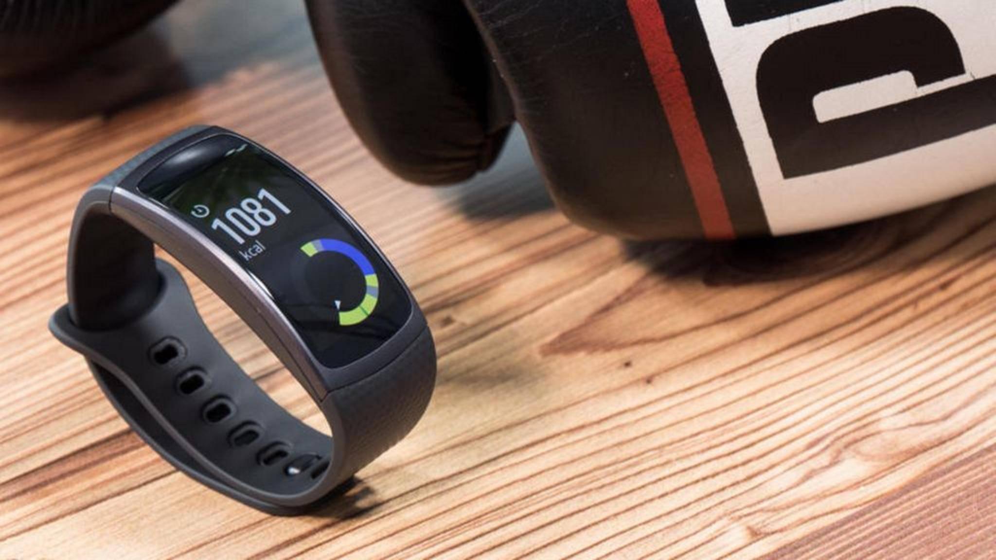 Der Samsung Gear Fit 2 könnte bald einen Ableger bekommen.
