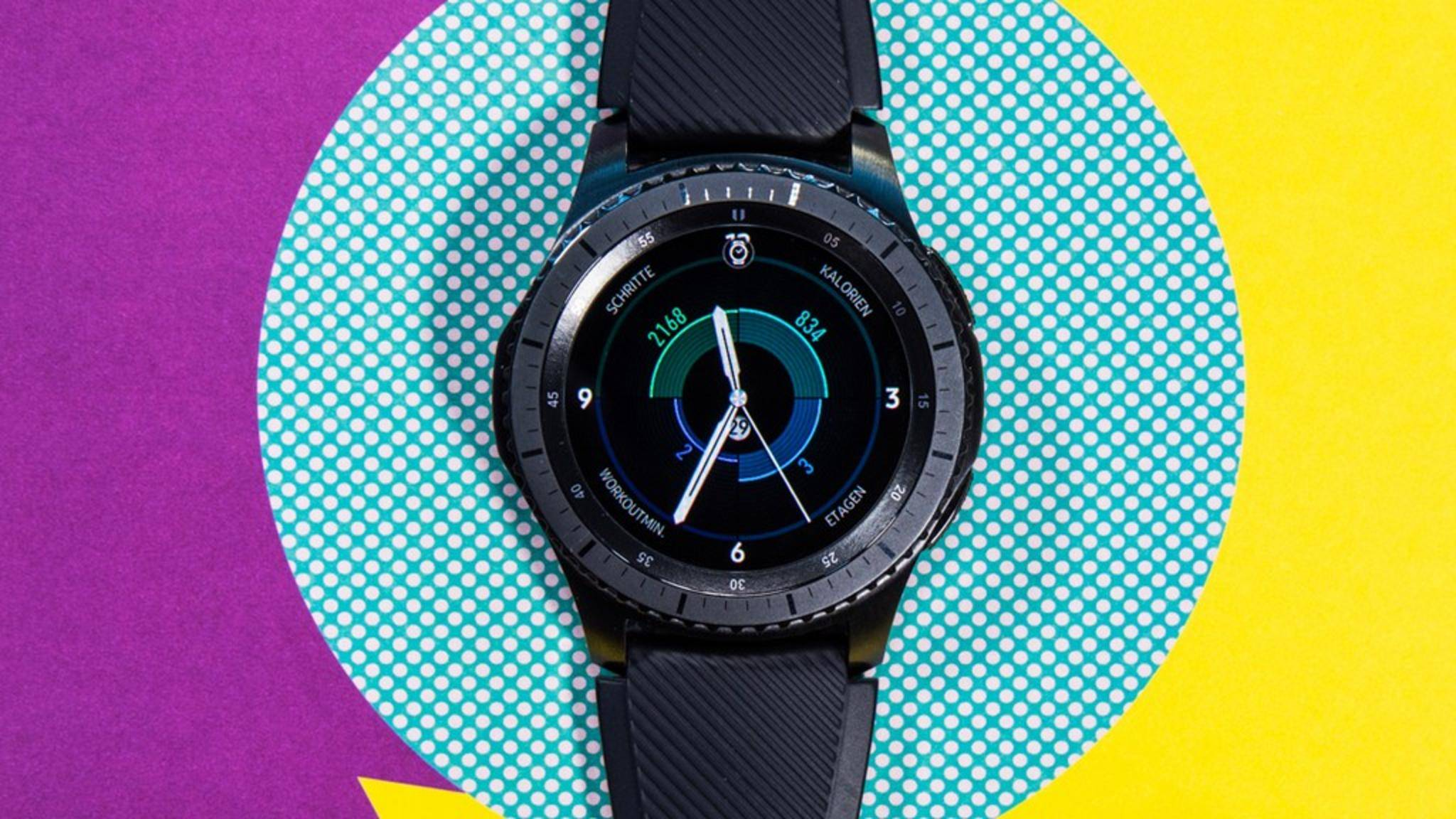 Die Samsung Gear S3 bekommt das finale Tizen 3.0.