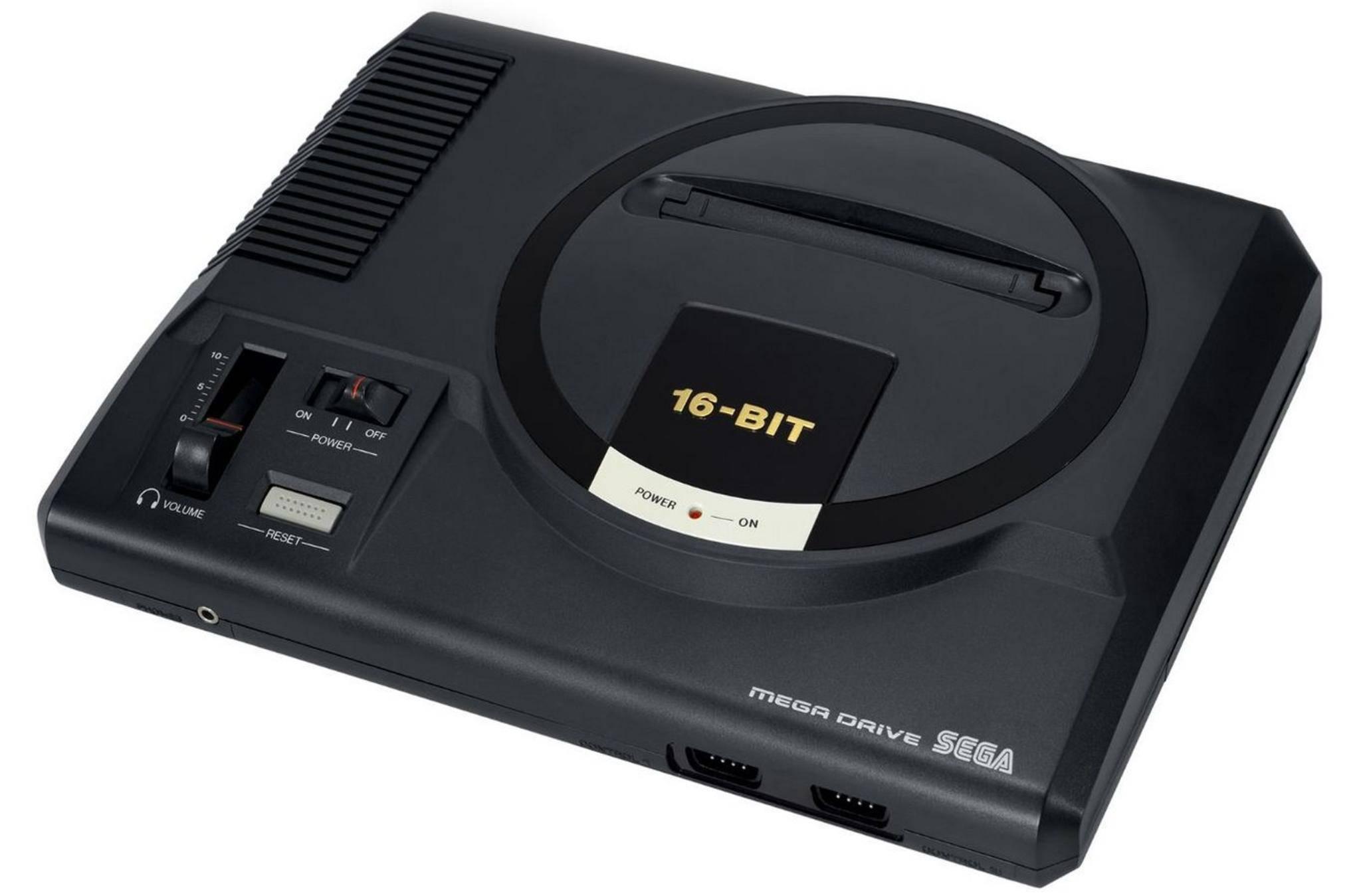 Das Mega Drive geht wieder in Produktion.