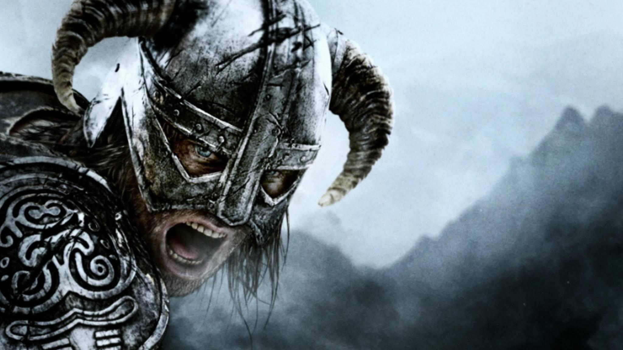"""Da hilft auch kein barbarisches Brüllen: """"The Elder Scrolls 6"""" lässt noch ein wenig auf sich warten."""