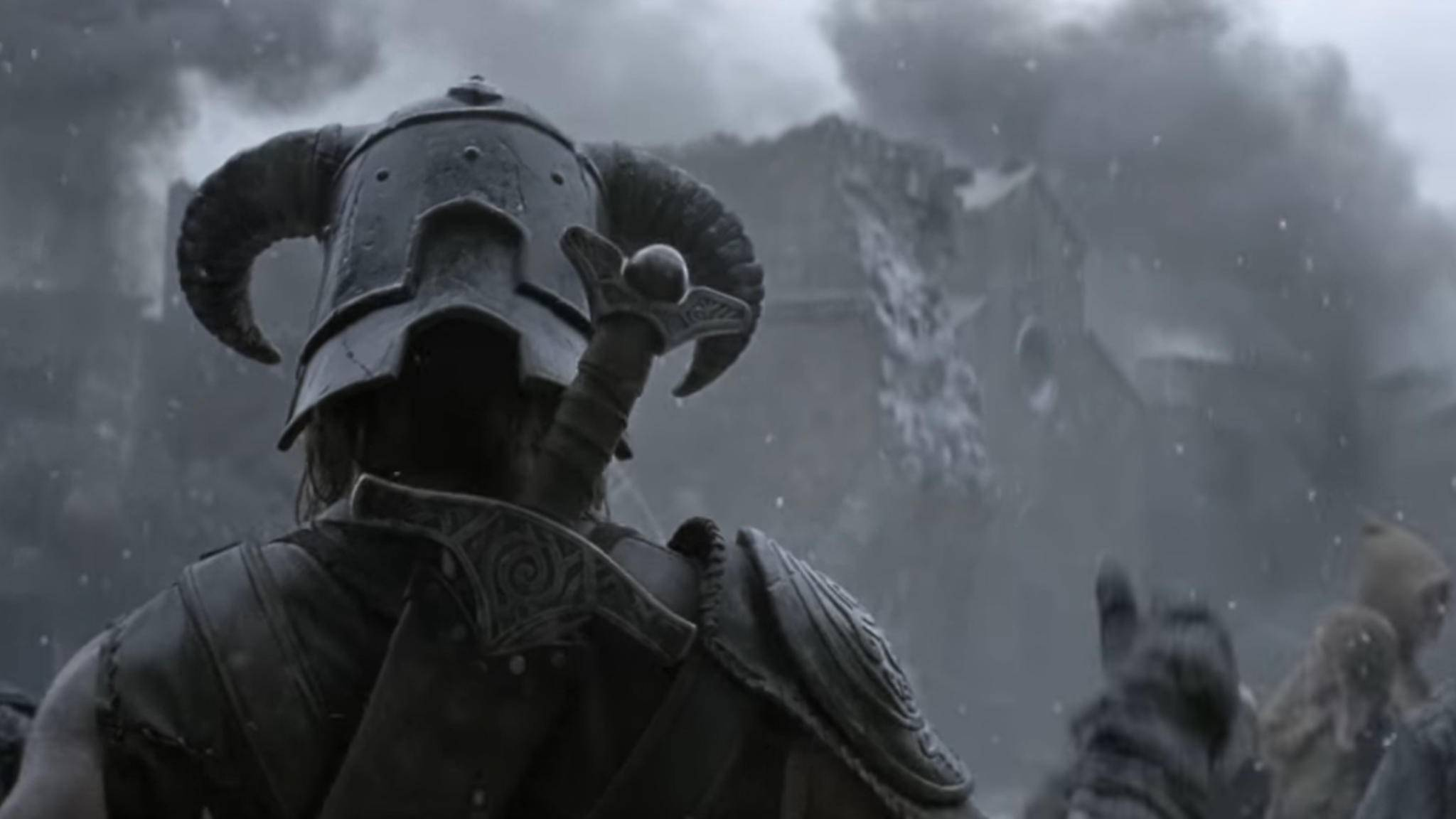 """Werde in """"Skyrim"""" schnell ein mächtiger Krieger."""