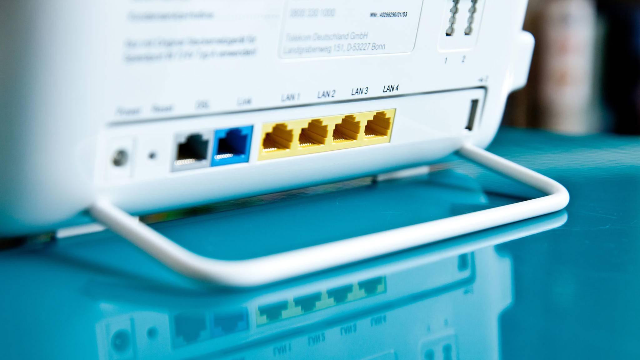 Nach dem großen Cyber-Angriff benötigt Dein Speedport-Router womöglich ein Software-Update.