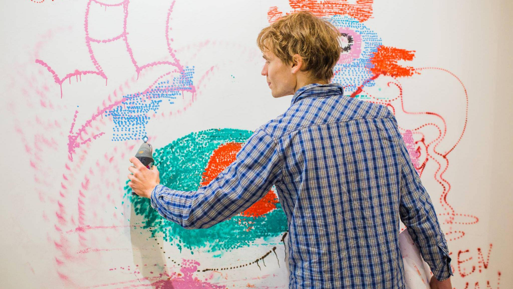 SprayPrinter macht jeden zum Graffiti-Künstler.